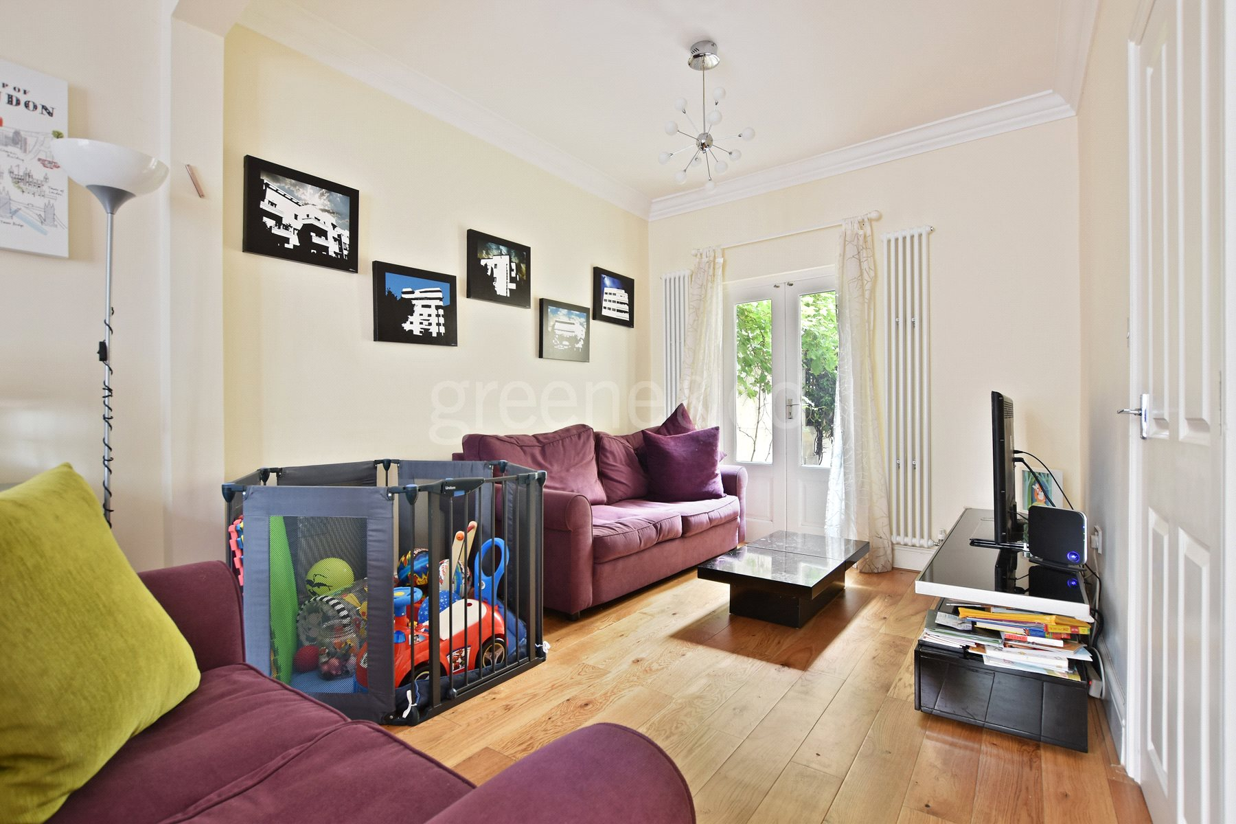 4 Bedrooms Terraced House for sale in Quadrant Grove, Kentish Town, London, NW5