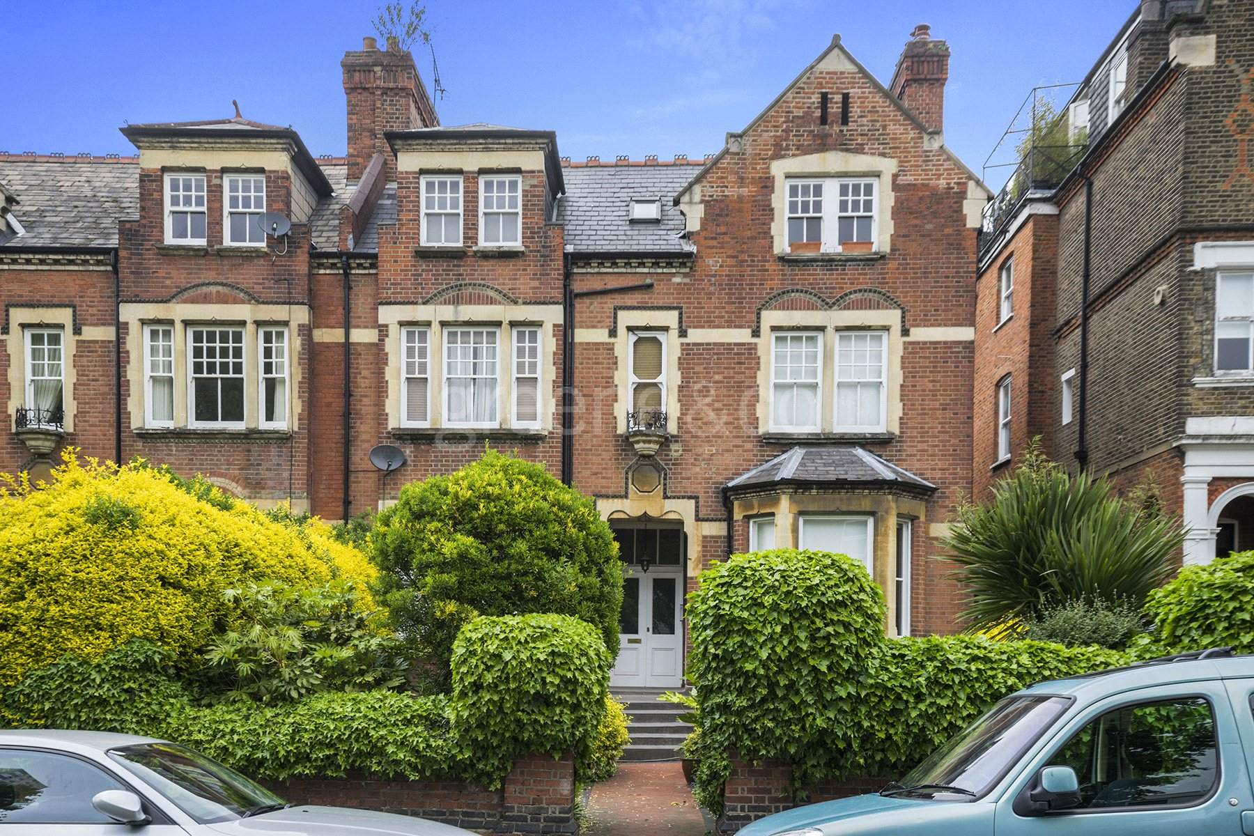 1 Bedroom Flat for sale in Fellows Road, Belsize Park, London, NW3