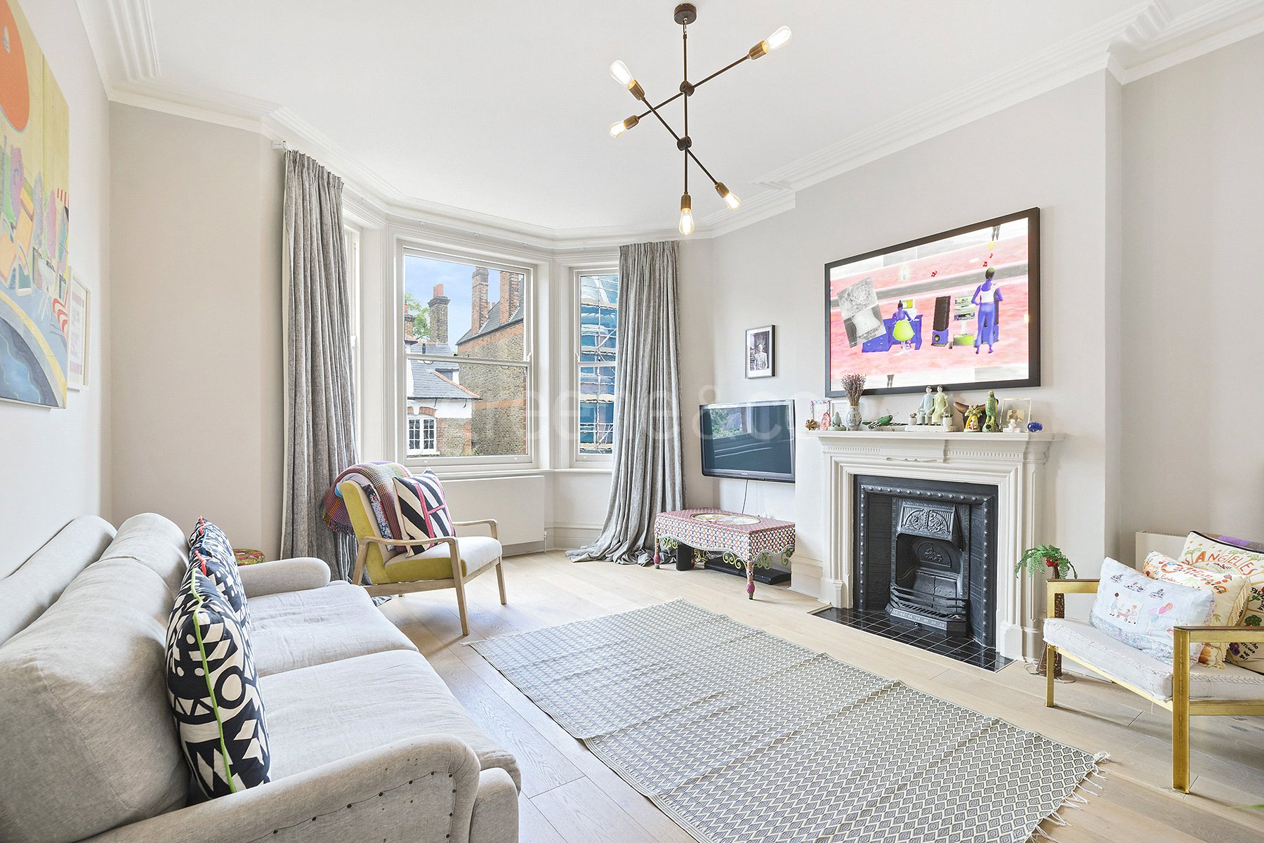 3 Bedrooms House for sale in Antrim Road, Belsize Park, London, NW3