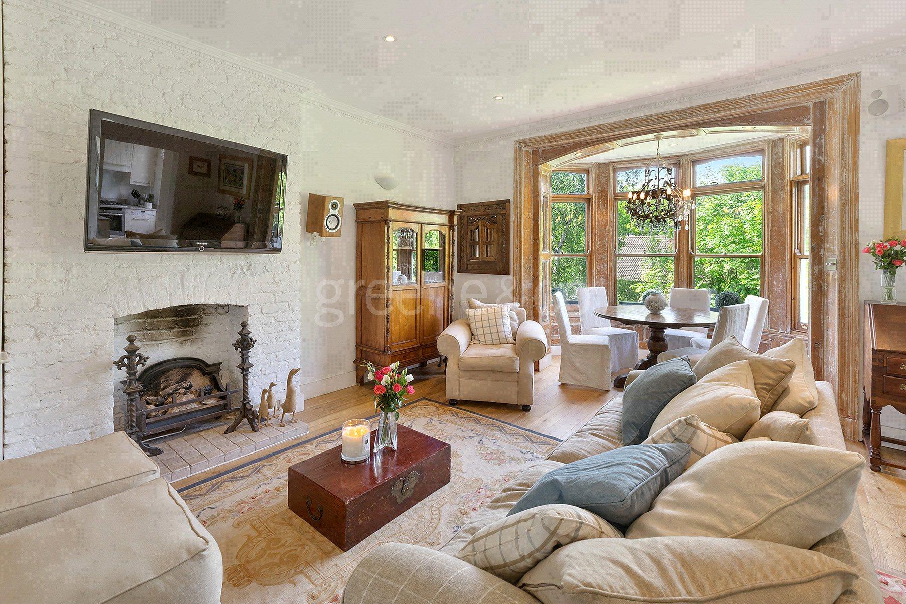 1 Bedroom Flat for sale in Belsize Park, Belsize Park, London, NW3
