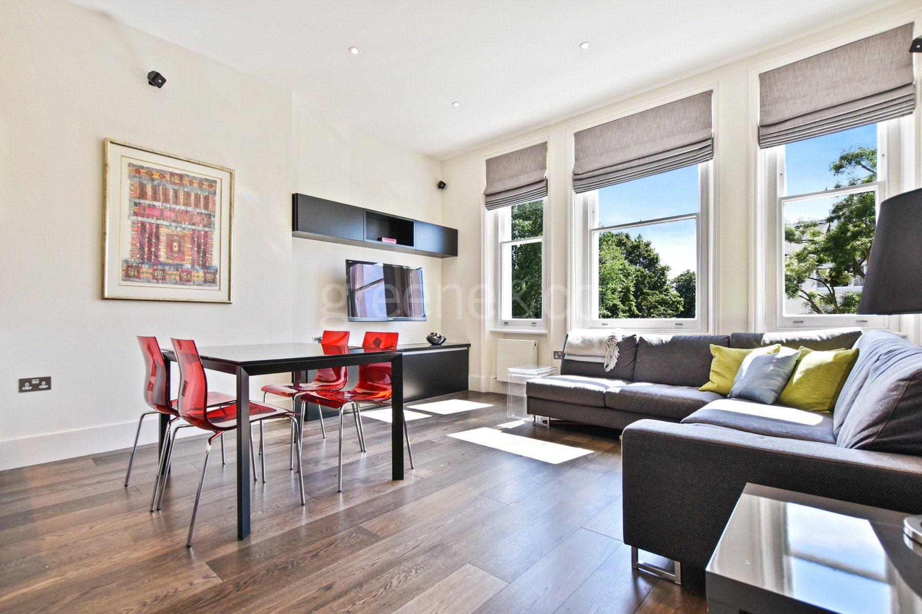2 Bedrooms Flat for sale in Belsize Park, Belsize Park, London, NW3