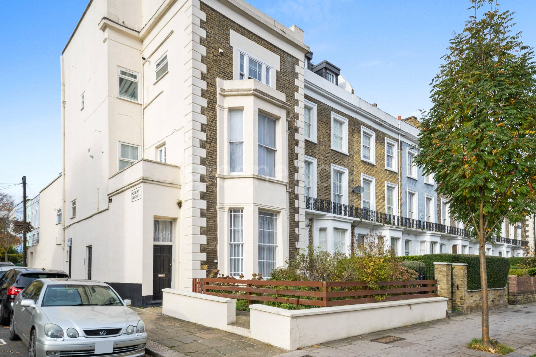 2 Bedrooms Flat for sale in Queens Crescent, Kentish Town, London, NW5