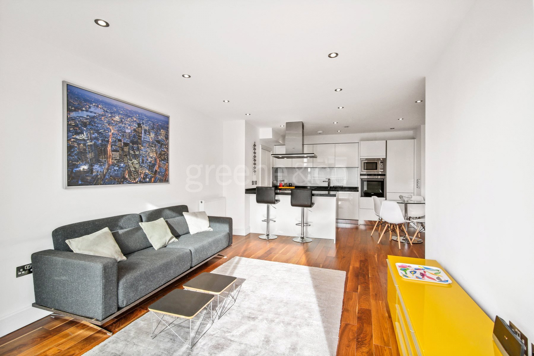 1 Bedroom Flat for sale in Ivy House, 78 Nelson Street, London, E1