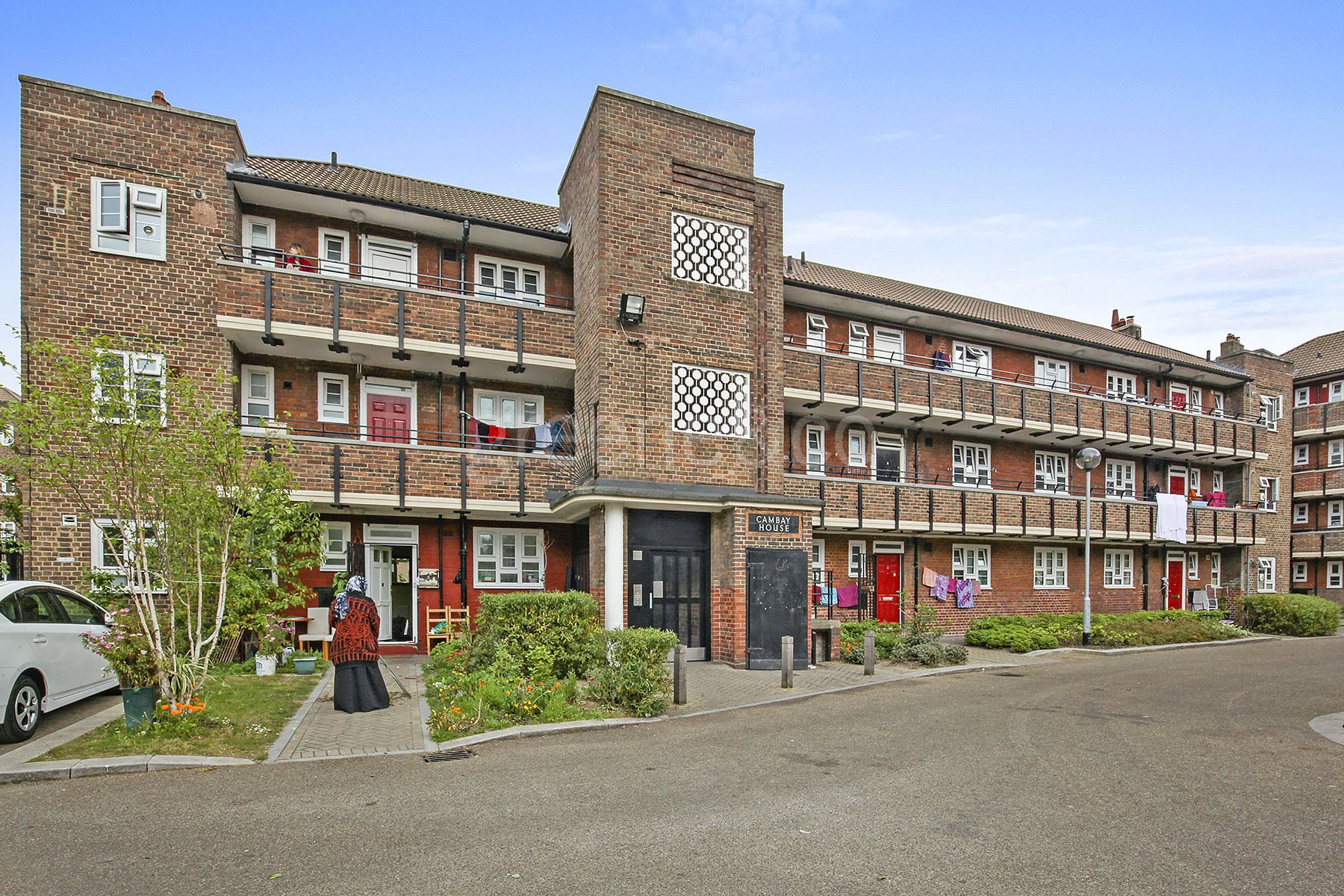 3 Bedrooms Flat for sale in Cambay House, Harford Street, London, E1