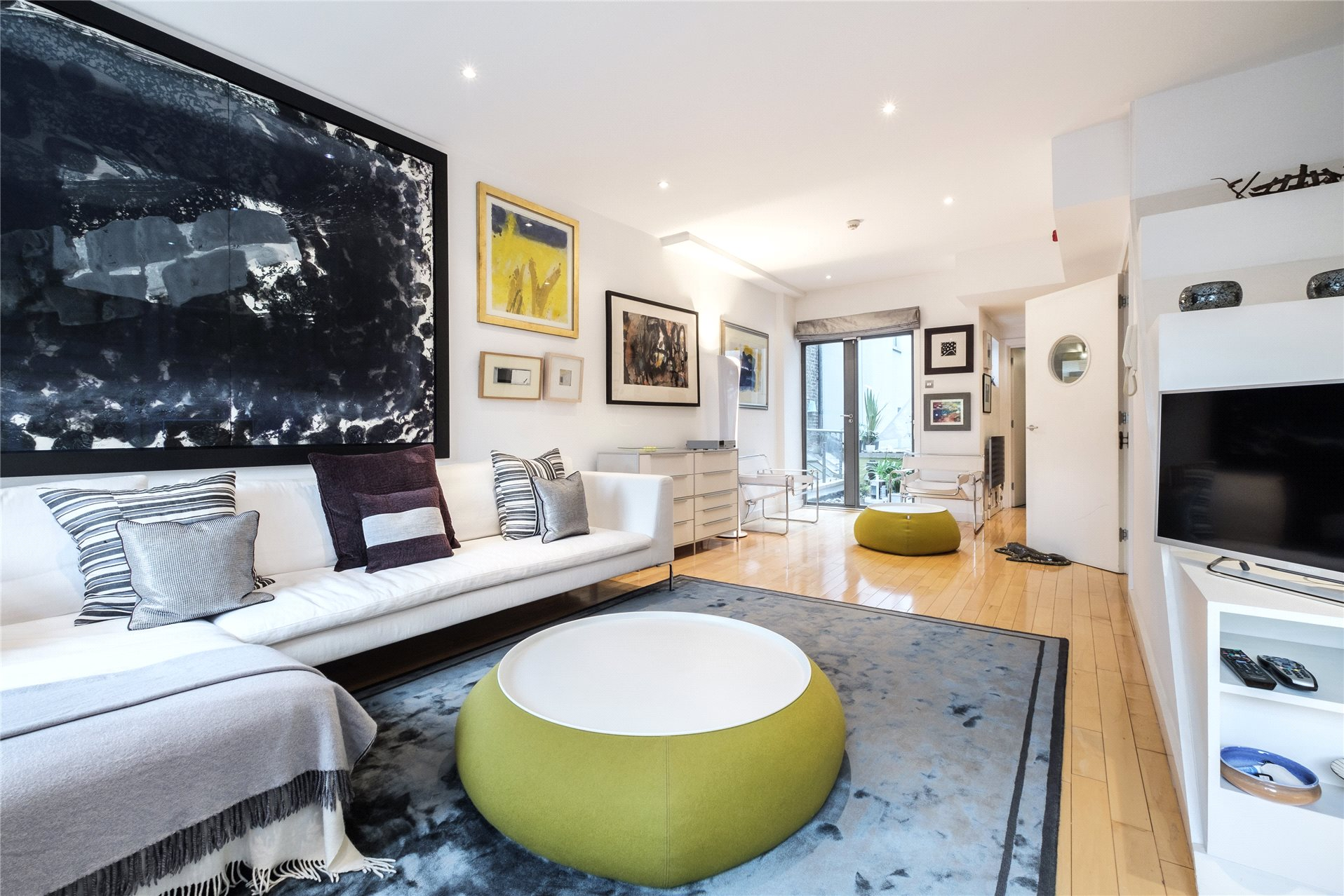 3 Bedrooms House for sale in Baltic Street East, London, EC1Y