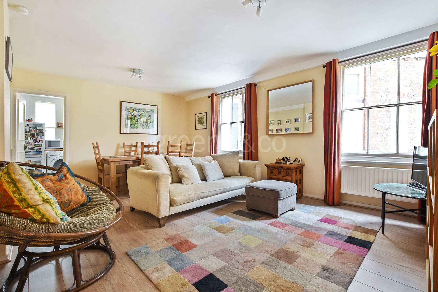 2 Bedrooms Flat for sale in The Cloisters, 145 Commercial Street, London, E1