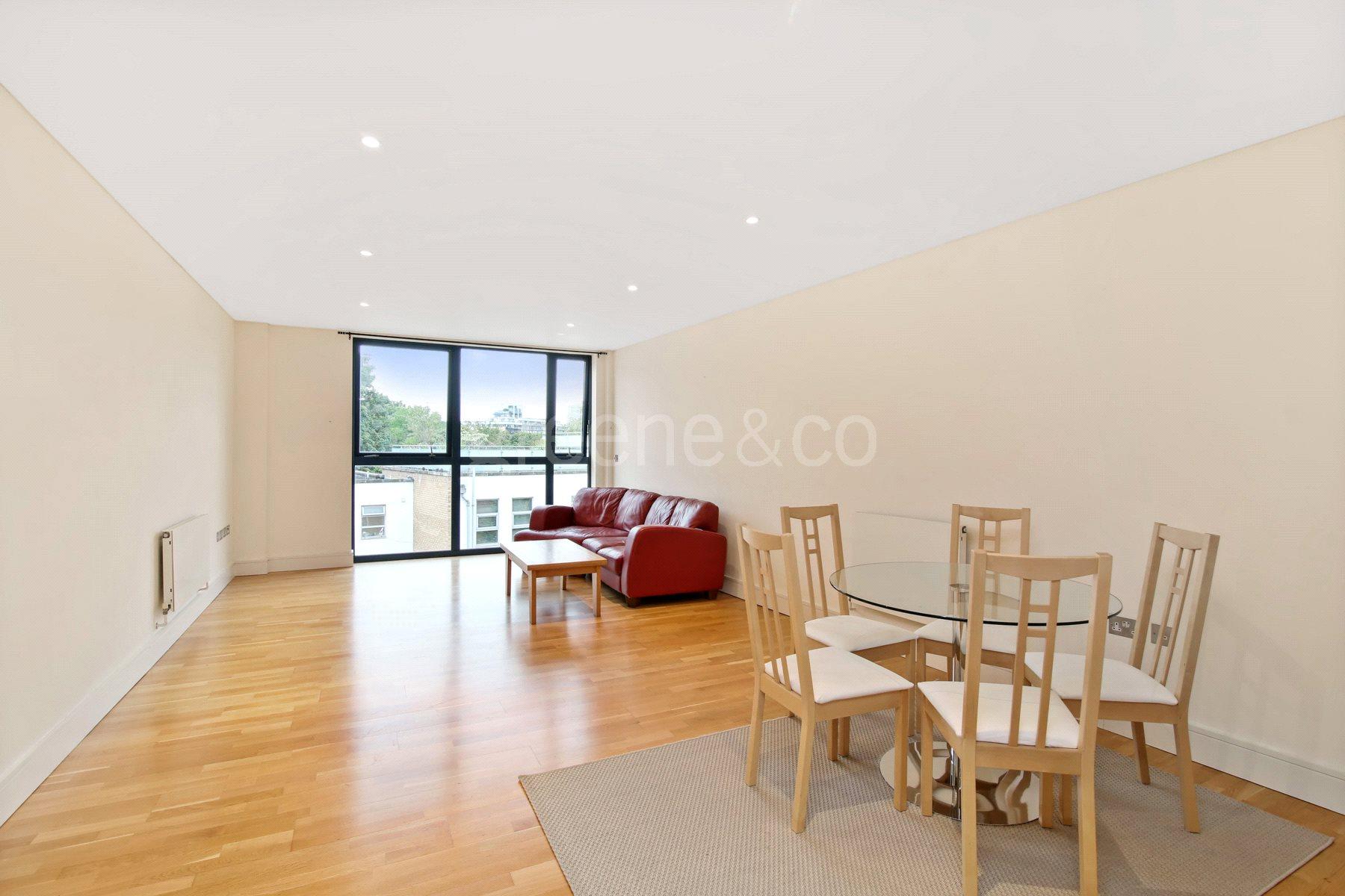 1 Bedroom House for sale in Trafalgar Point, 137 Downham Road, London, N1