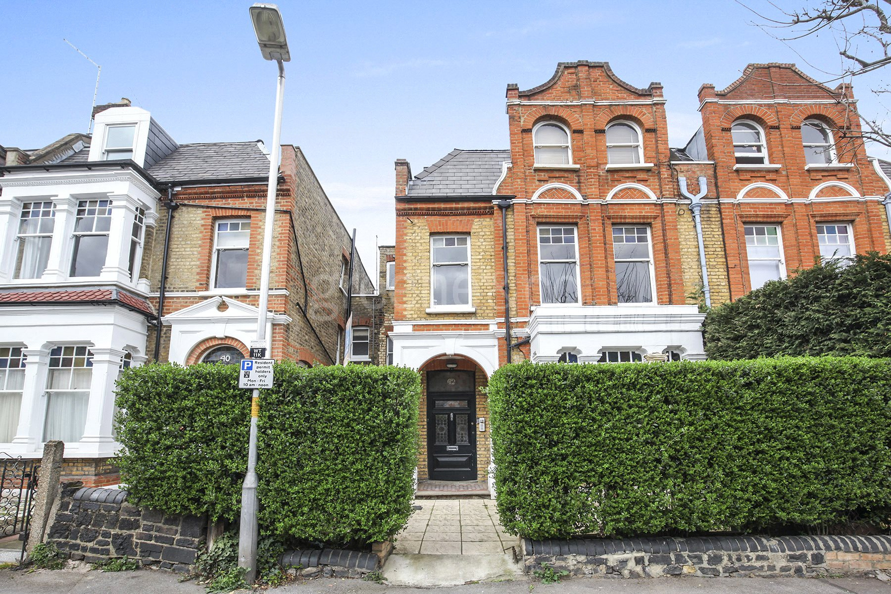 2 Bedrooms Flat for sale in Weston Park, Crouch End, London, N8