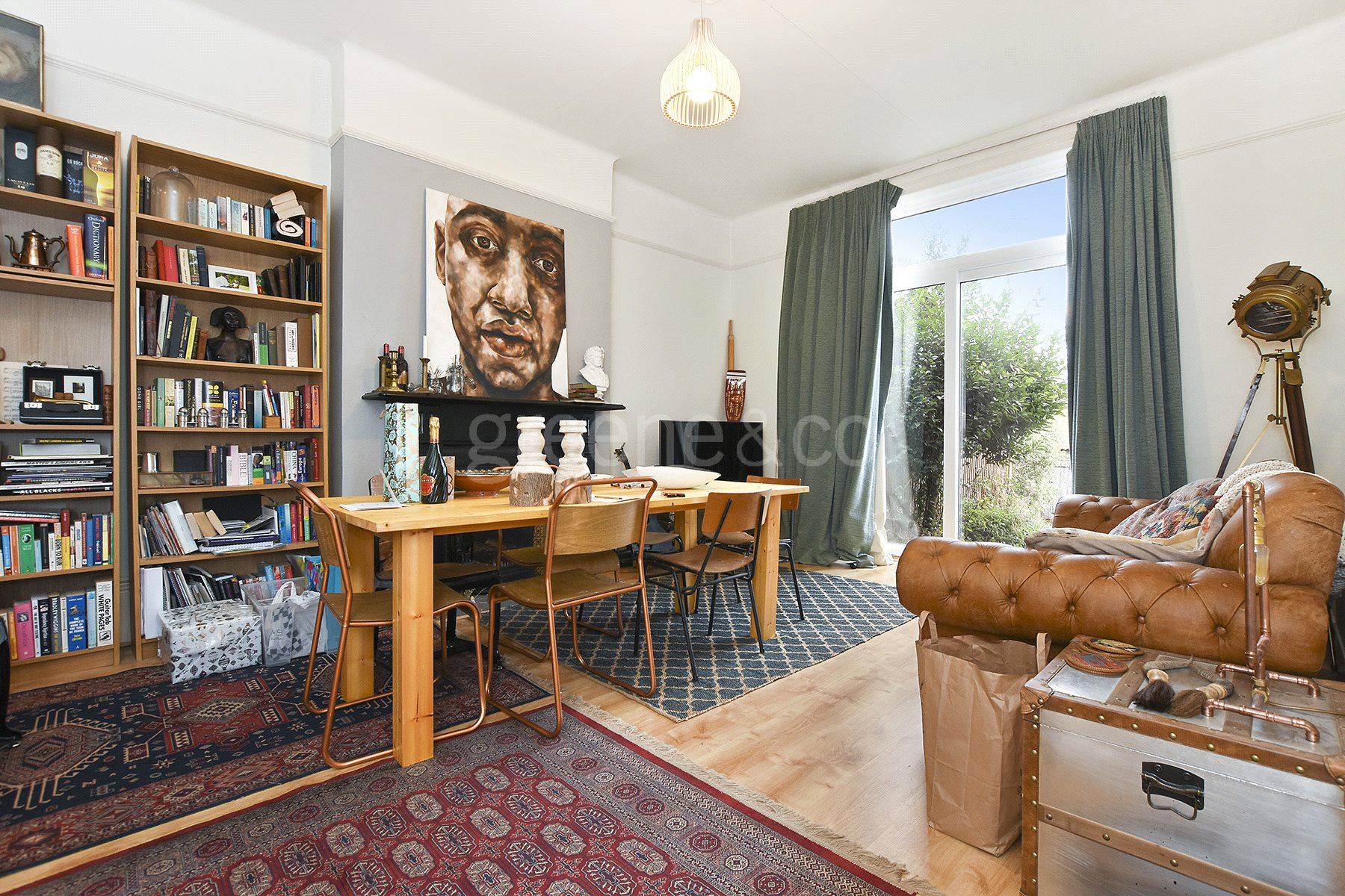 3 Bedrooms Flat for sale in Ribblesdale Road, Crouch End, London, N8