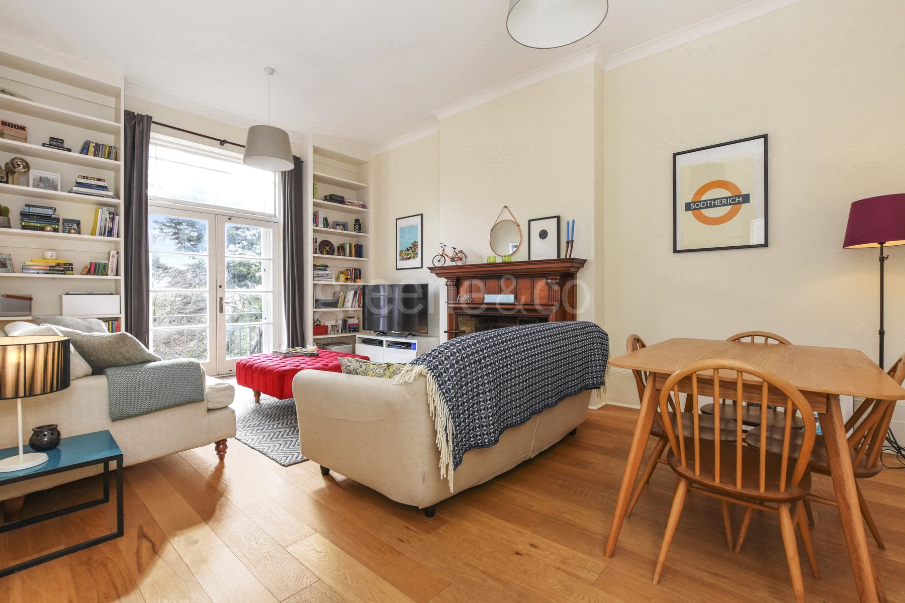1 Bedroom House for sale in Mount View Road, Crouch End Borders, London, N4