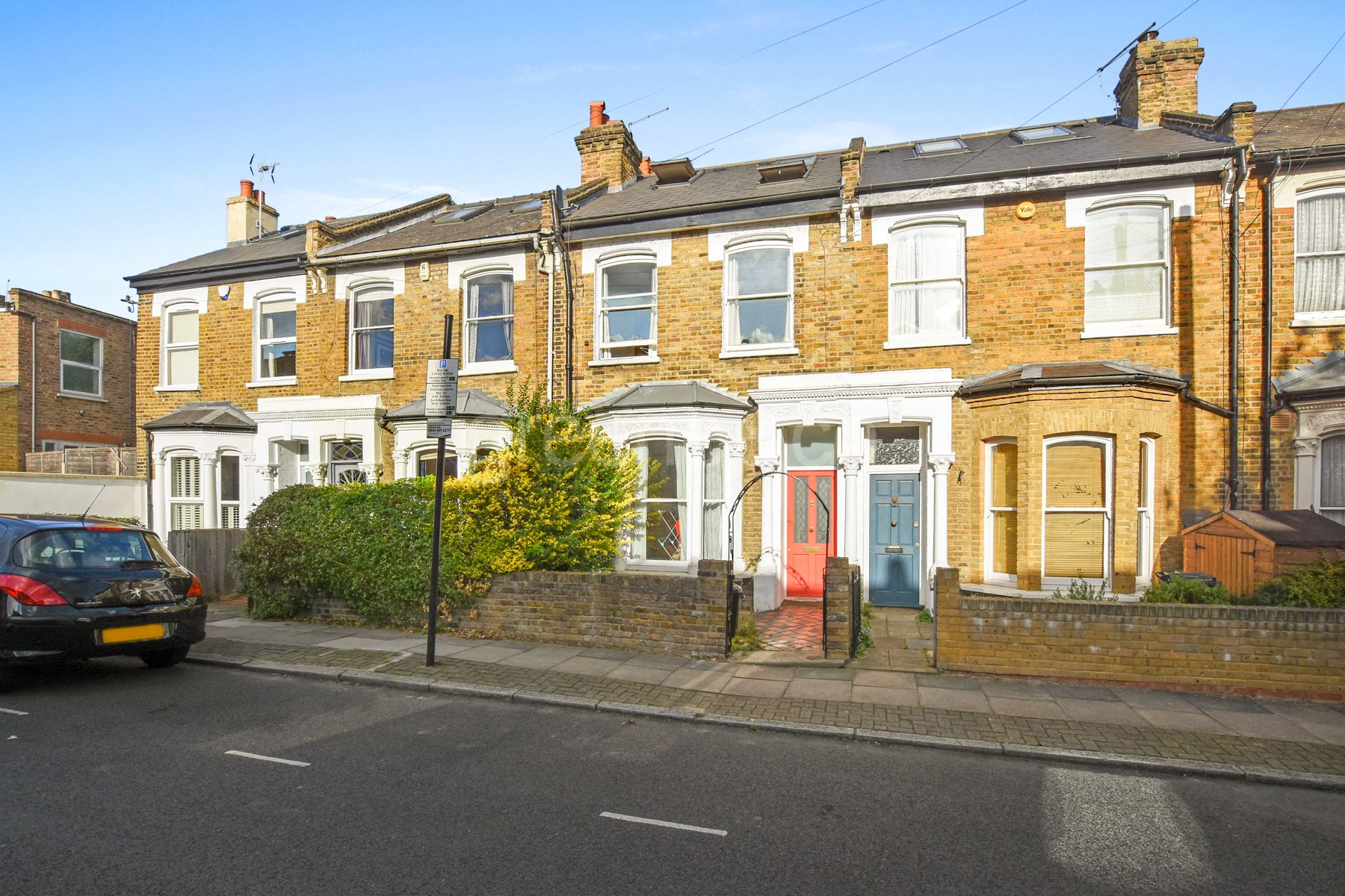 3 Bedrooms Terraced House for sale in Bracey Street, Stroud Green, N4