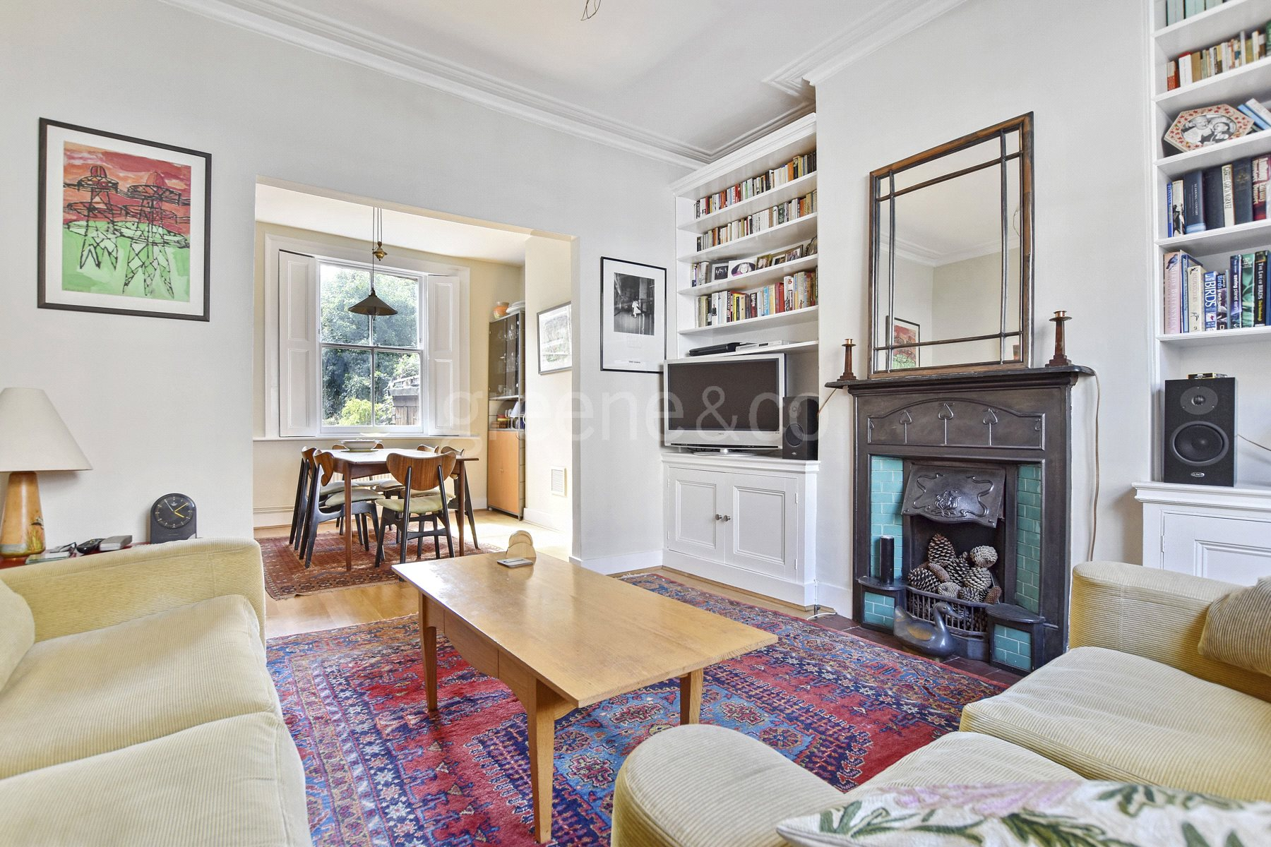 3 Bedrooms Terraced House for sale in Middle Lane, Crouch End, London, N8