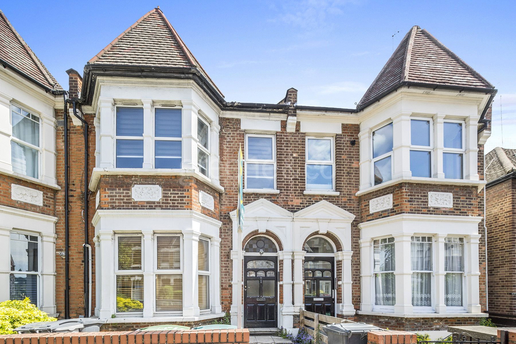 Flat for sale in Ferme Park Road, Crouch End, London, N8