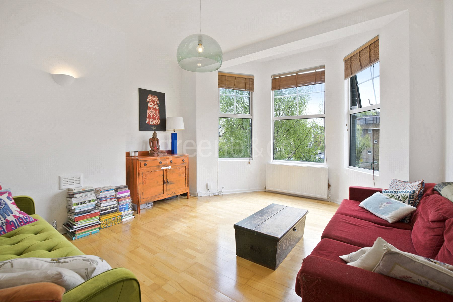 2 Bedrooms Flat for sale in Hornsey Rise, Crouch End, London, N19