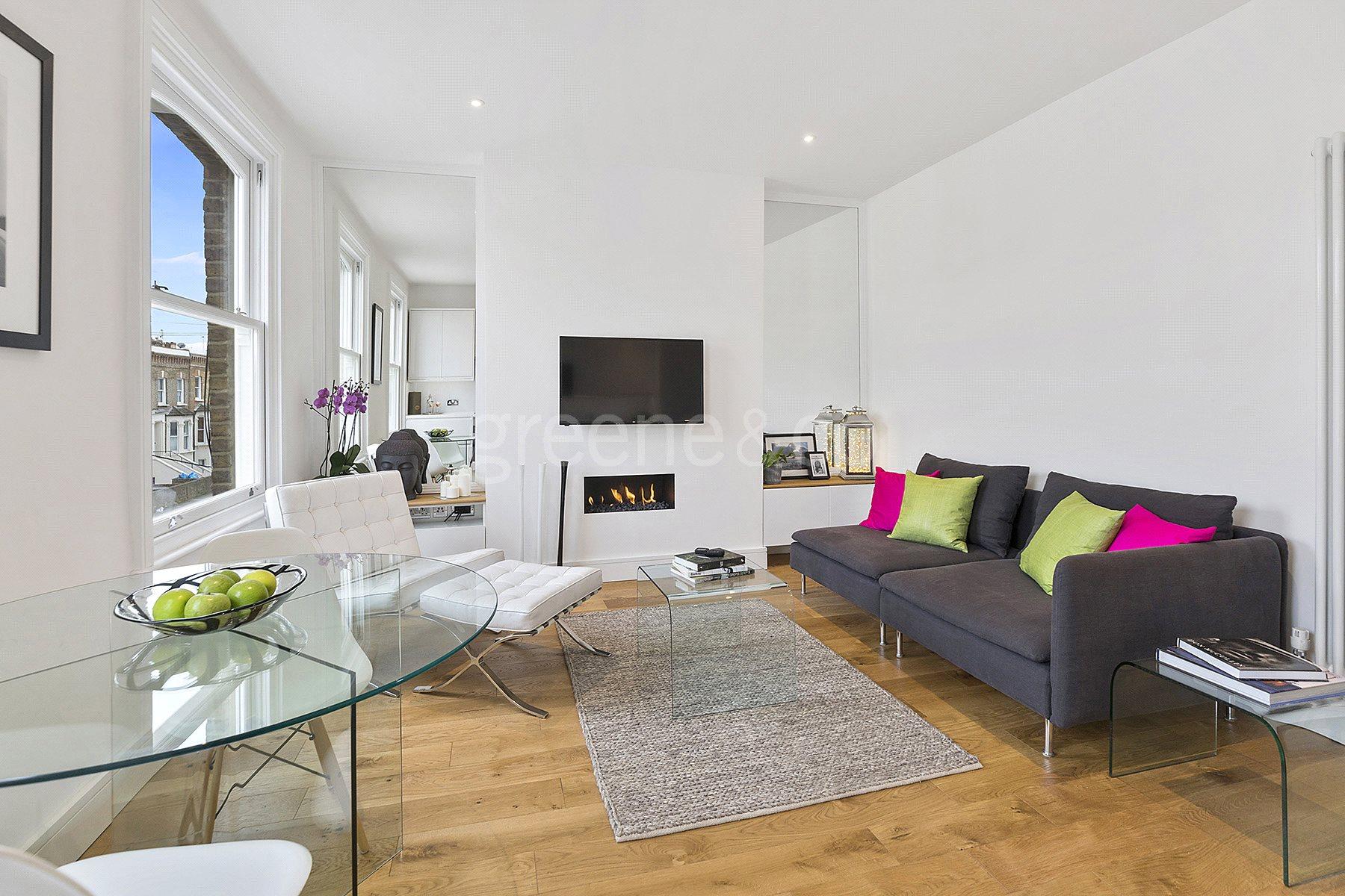 2 Bedrooms Flat for sale in Portnall Road, Maida Vale, London, W9