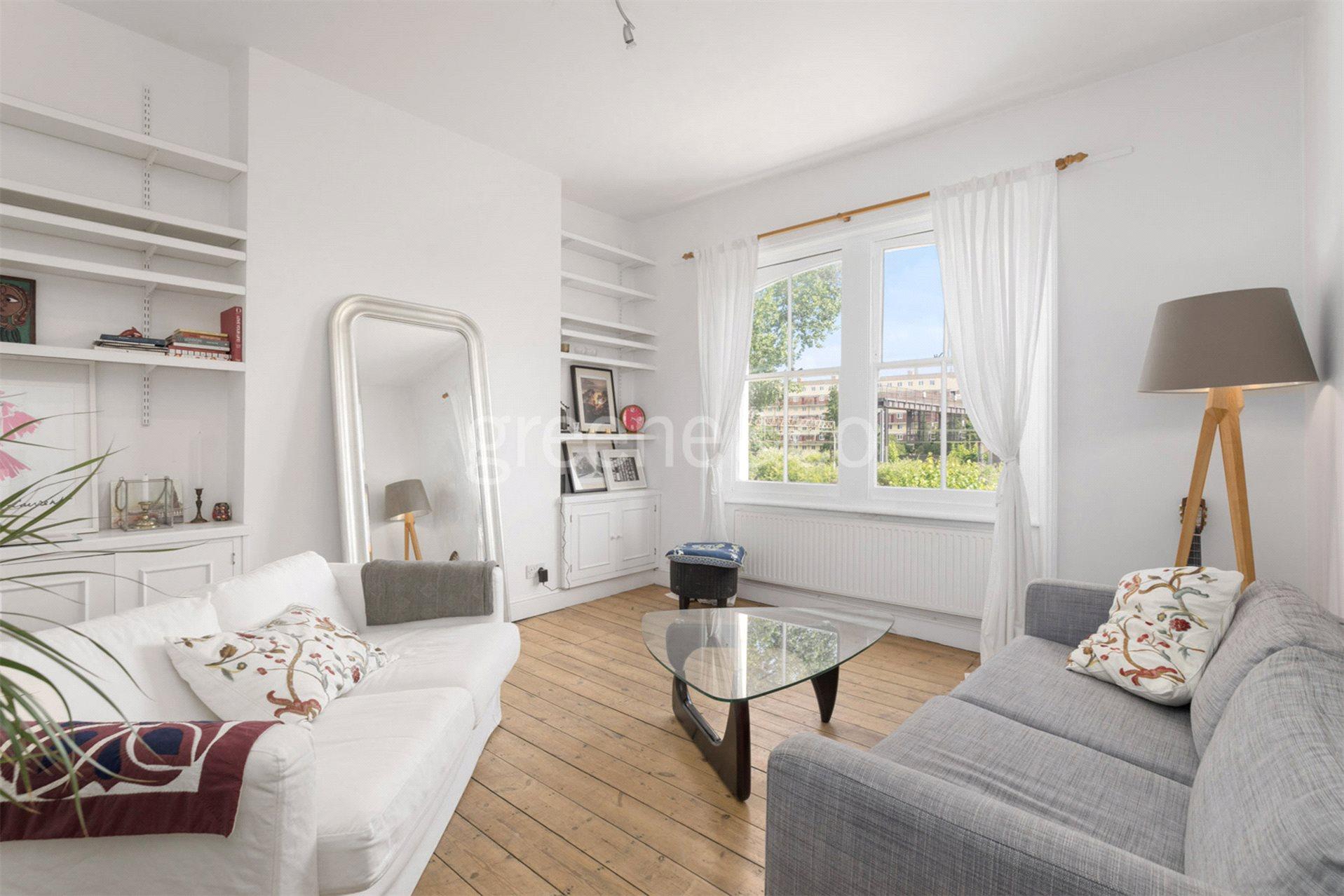2 Bedrooms Flat for sale in Brondesbury Villas, Queens Park, London, NW6