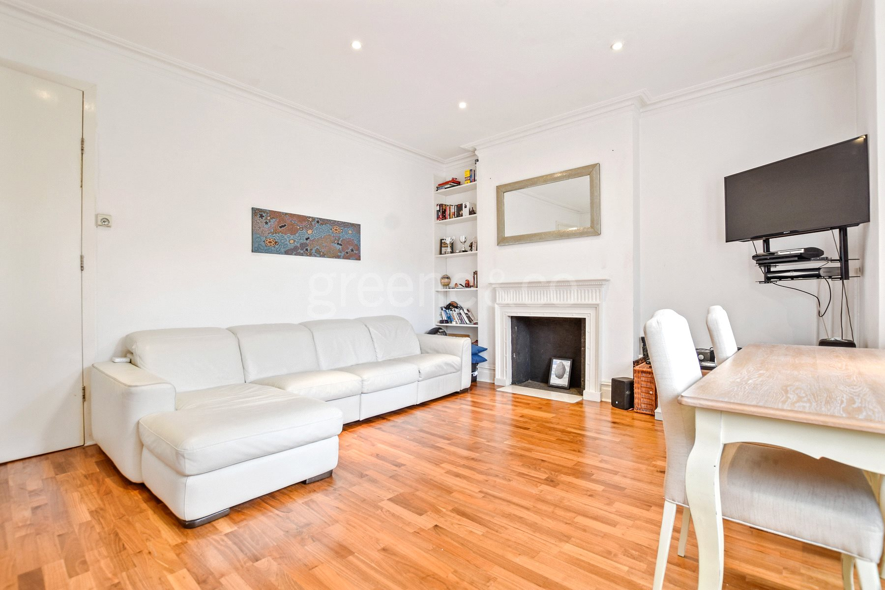 2 Bedrooms Flat for sale in Delaware Mansions, Delaware Road, Maida Vale, London, W9