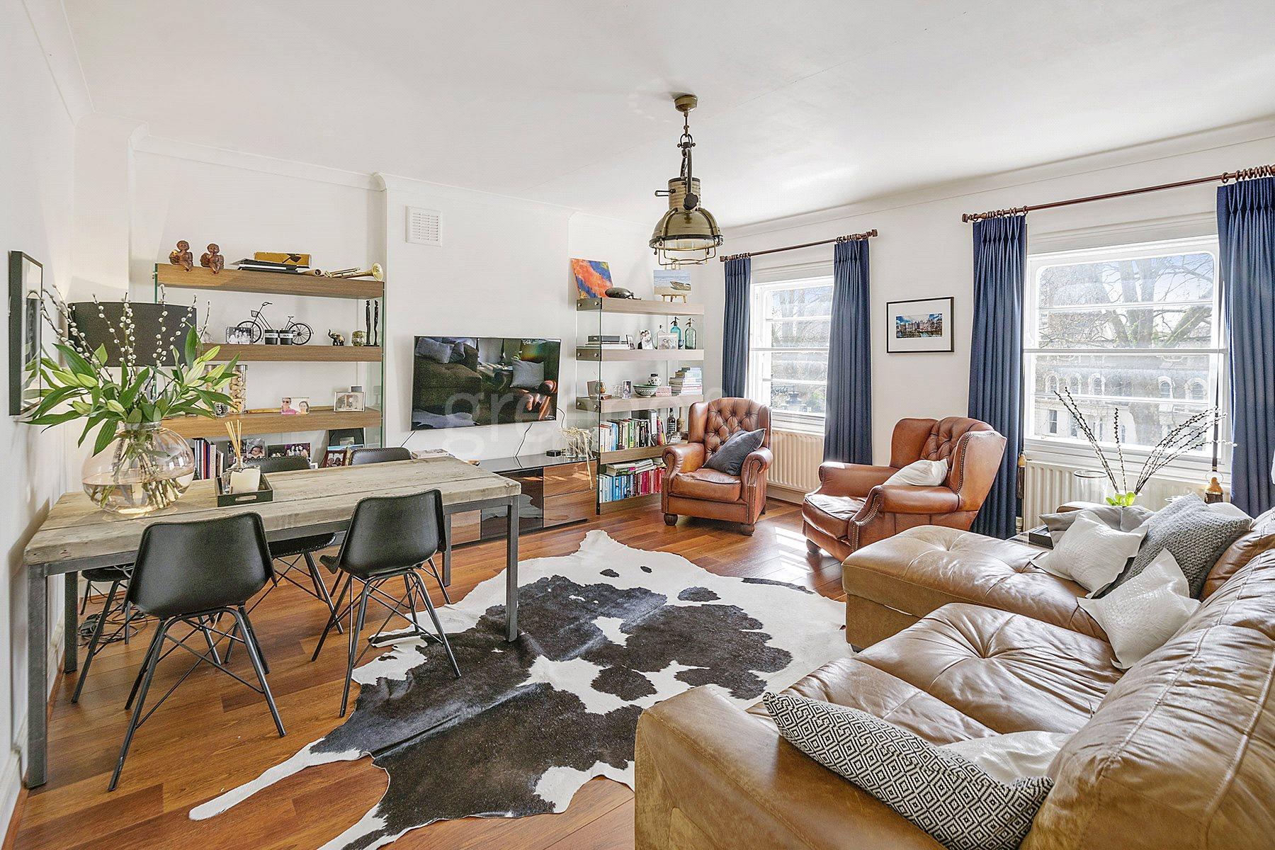 1 Bedroom Flat for sale in Cambridge Gardens, Kilburn Park, London, NW6