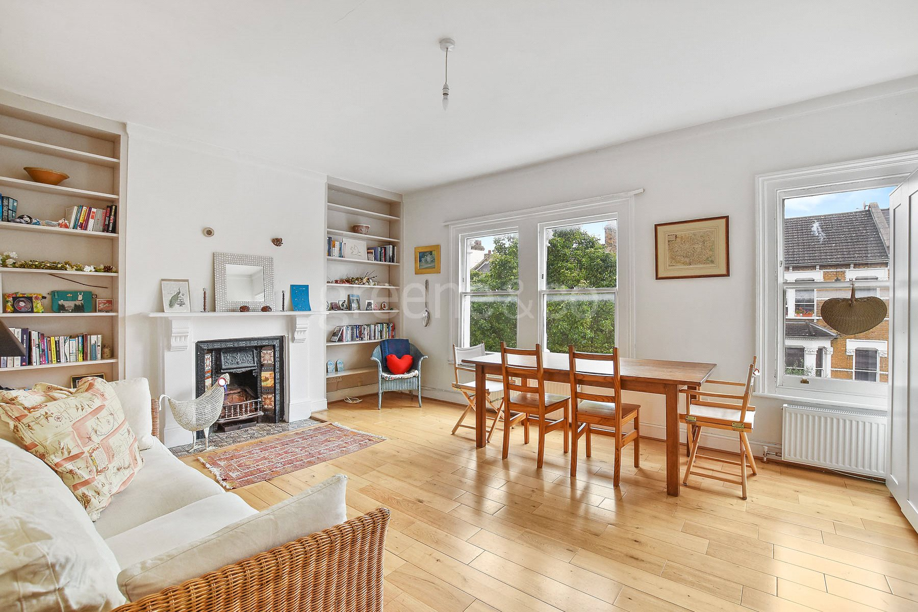 2 Bedrooms Maisonette Flat for sale in Saltram Crescent, Maida Vale, London, W9