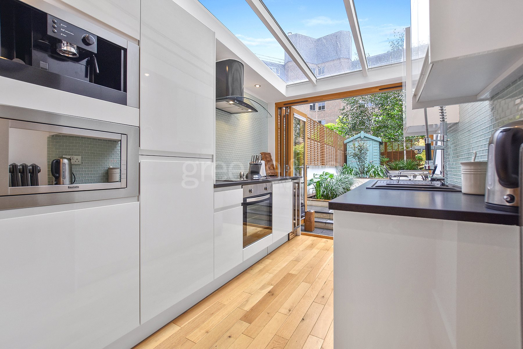 2 Bedrooms Flat for sale in Grittleton Road, Maida Vale, London, W9