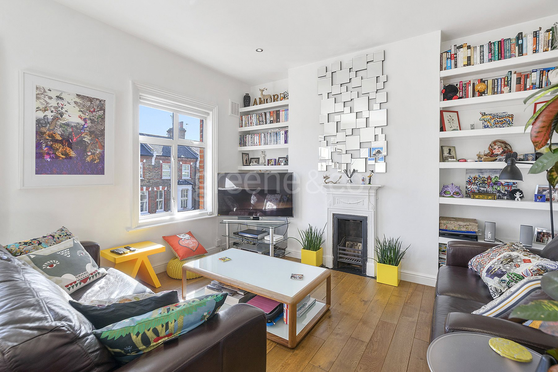 2 Bedrooms Maisonette Flat for sale in Portnall Road, Maida Vale, London, W9
