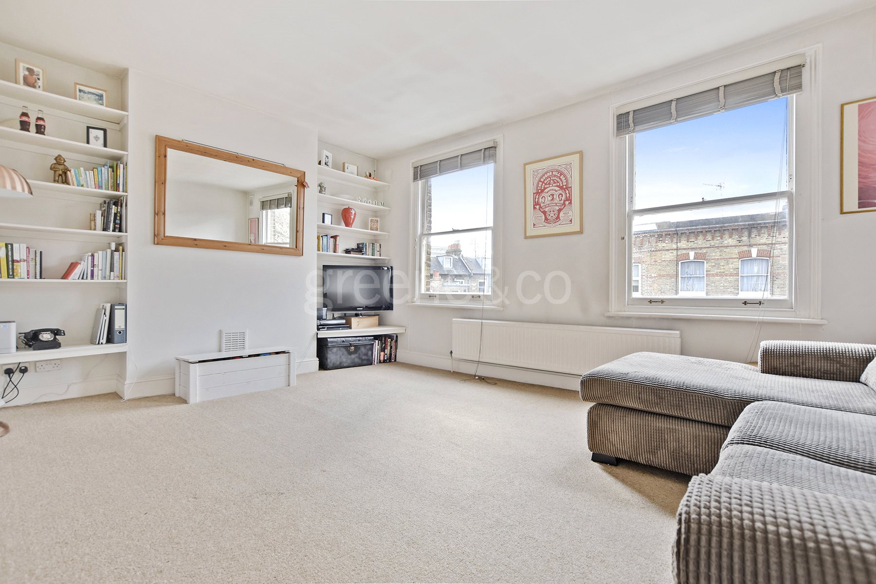 1 Bedroom Flat for sale in Saltram Crescent, Maida Vale, London, W9