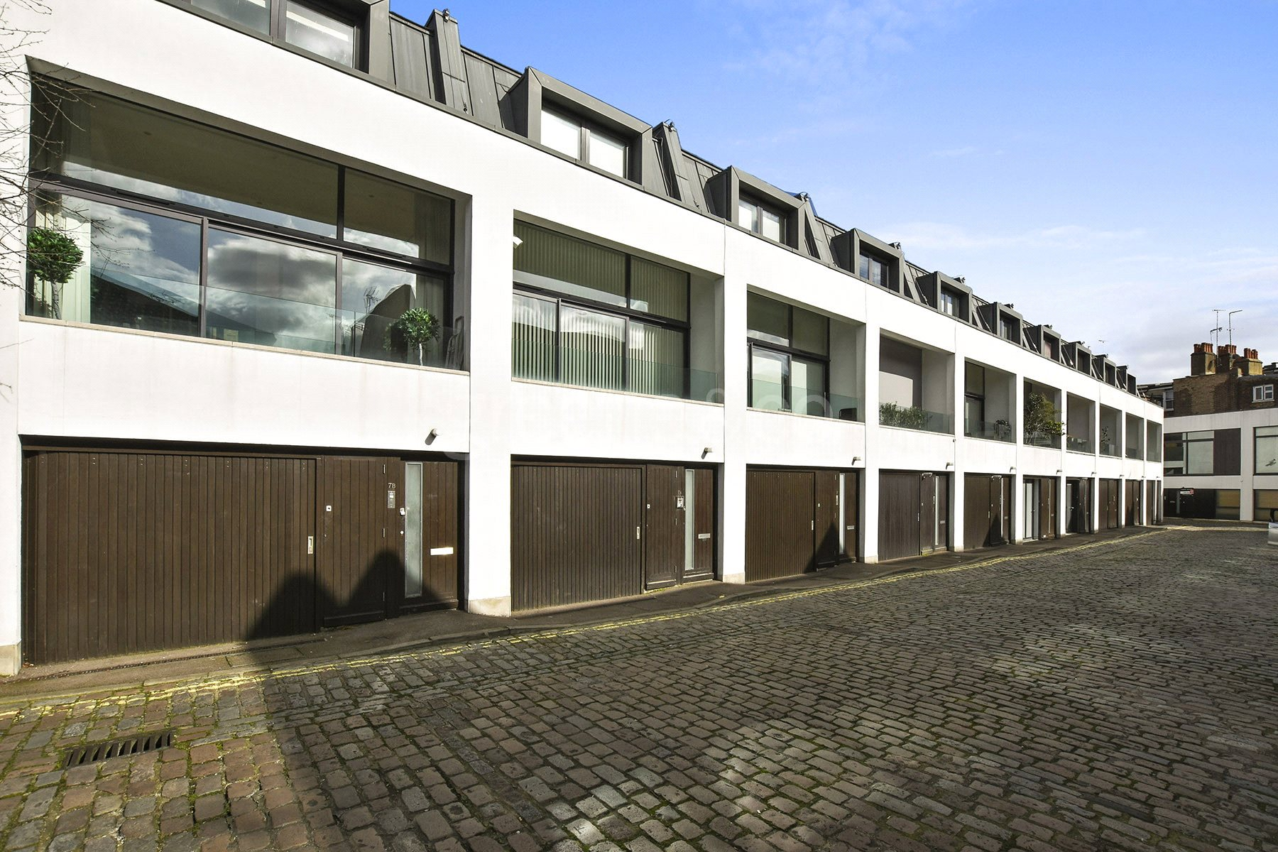 3 Bedrooms House for sale in Shirland Mews, London, W9