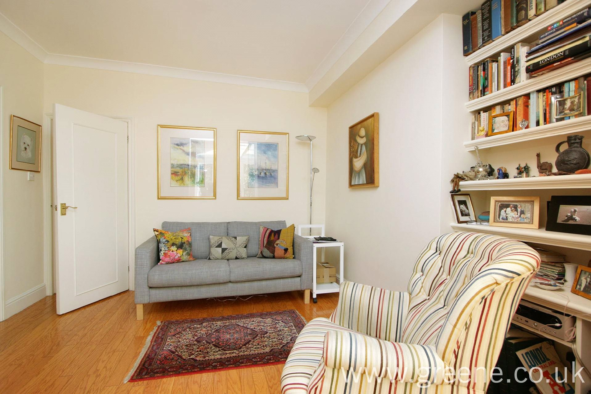 2 Bedrooms Flat for sale in Chippenham Road, Maida Vale, London, W9