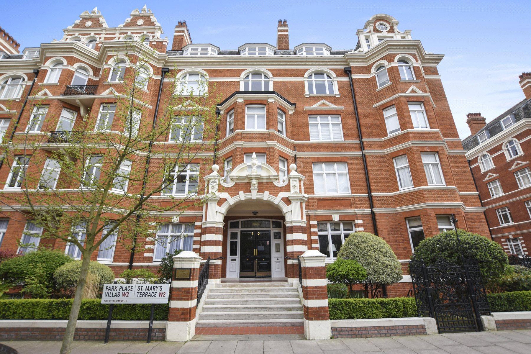 4 Bedrooms Flat for sale in St Marys Mansions, St. Marys Terrace, London, W2