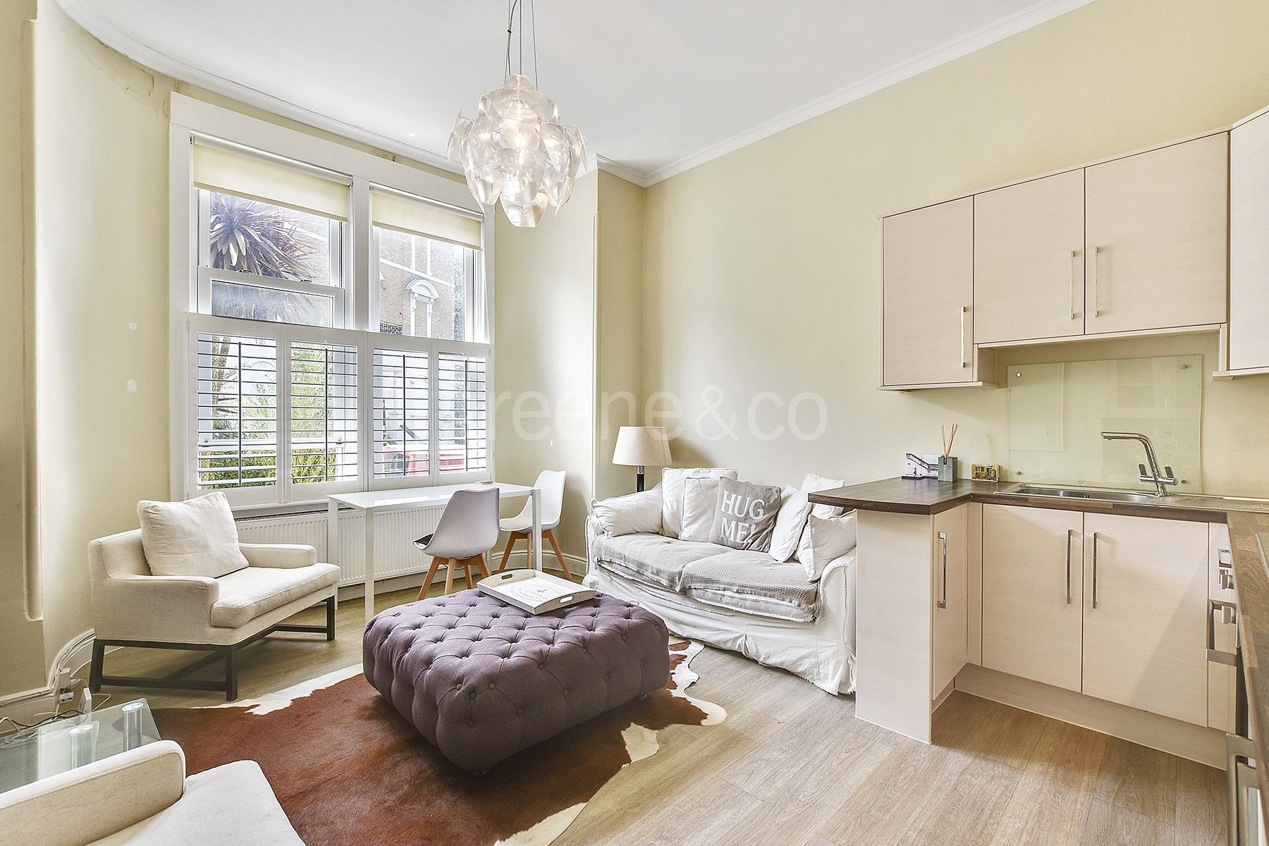 1 Bedroom Flat for sale in Lanhill Road, Maida Vale, London, W9
