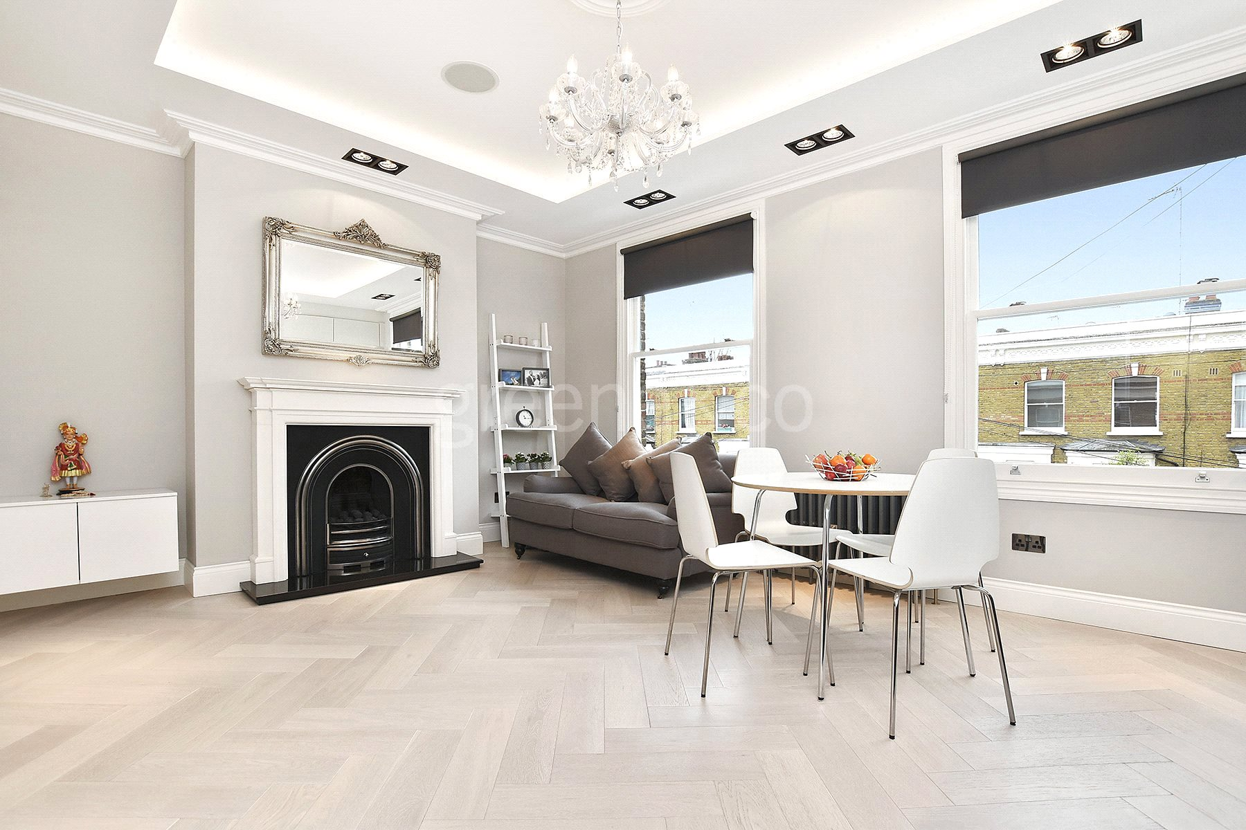 2 Bedrooms Flat for sale in Errington Road, Maida Vale, London, W9