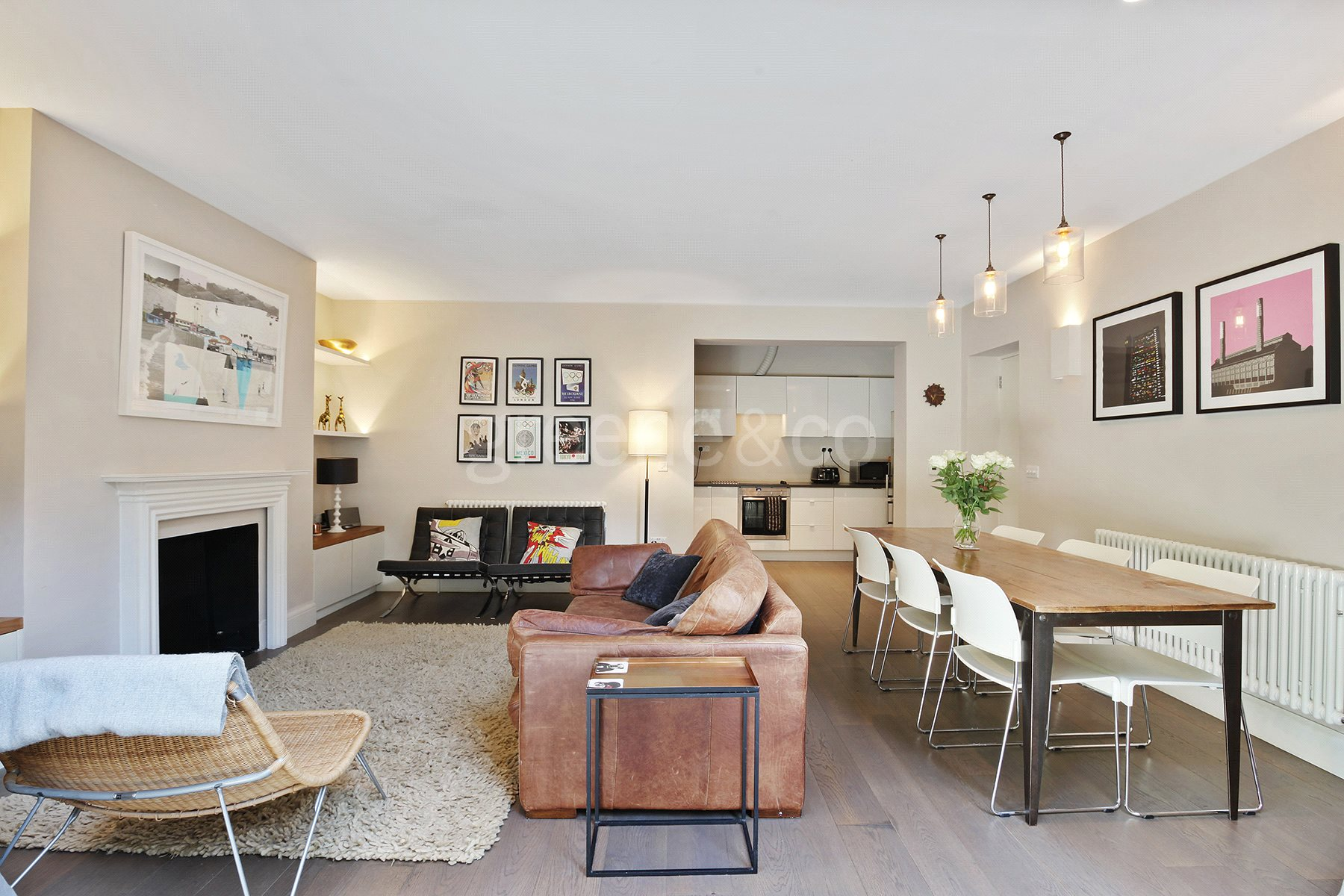 2 Bedrooms Flat for sale in Marylands Road, Maida Vale, London, W9
