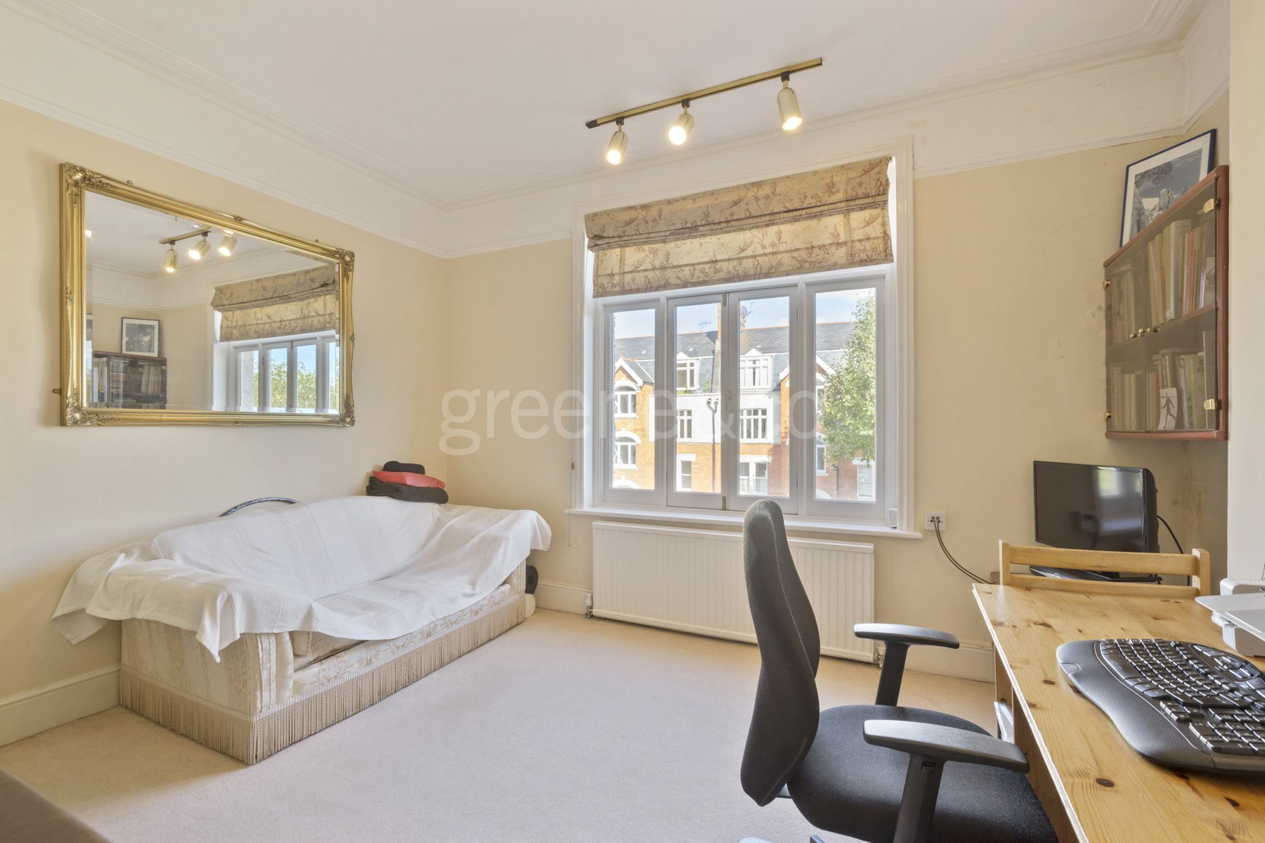 2 Bedrooms Flat for sale in Cleveland Mansions, Widley Road, London, W9