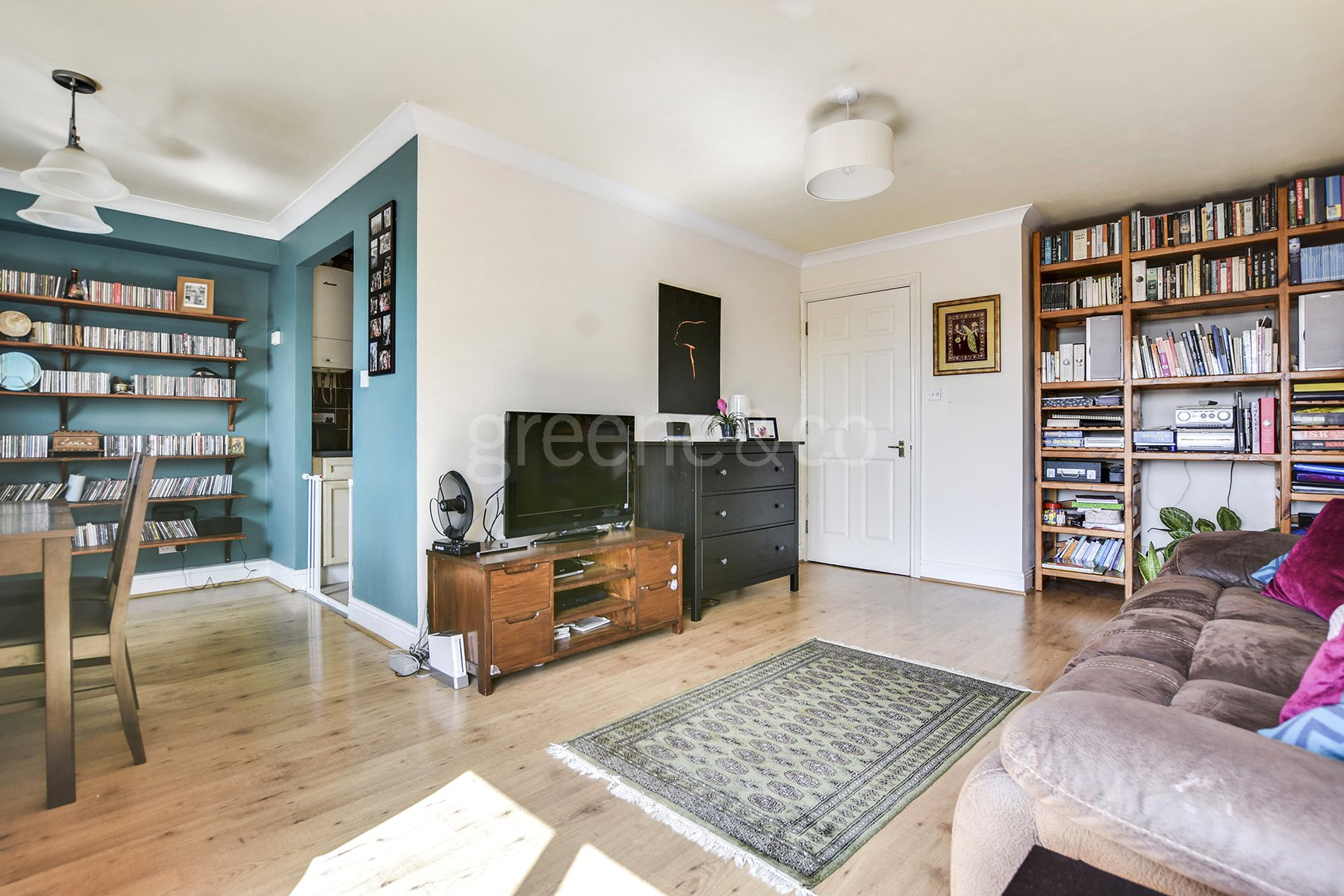 2 Bedrooms Flat for sale in Grand Union Close, Woodfield Road, Maida Vale, London, W9
