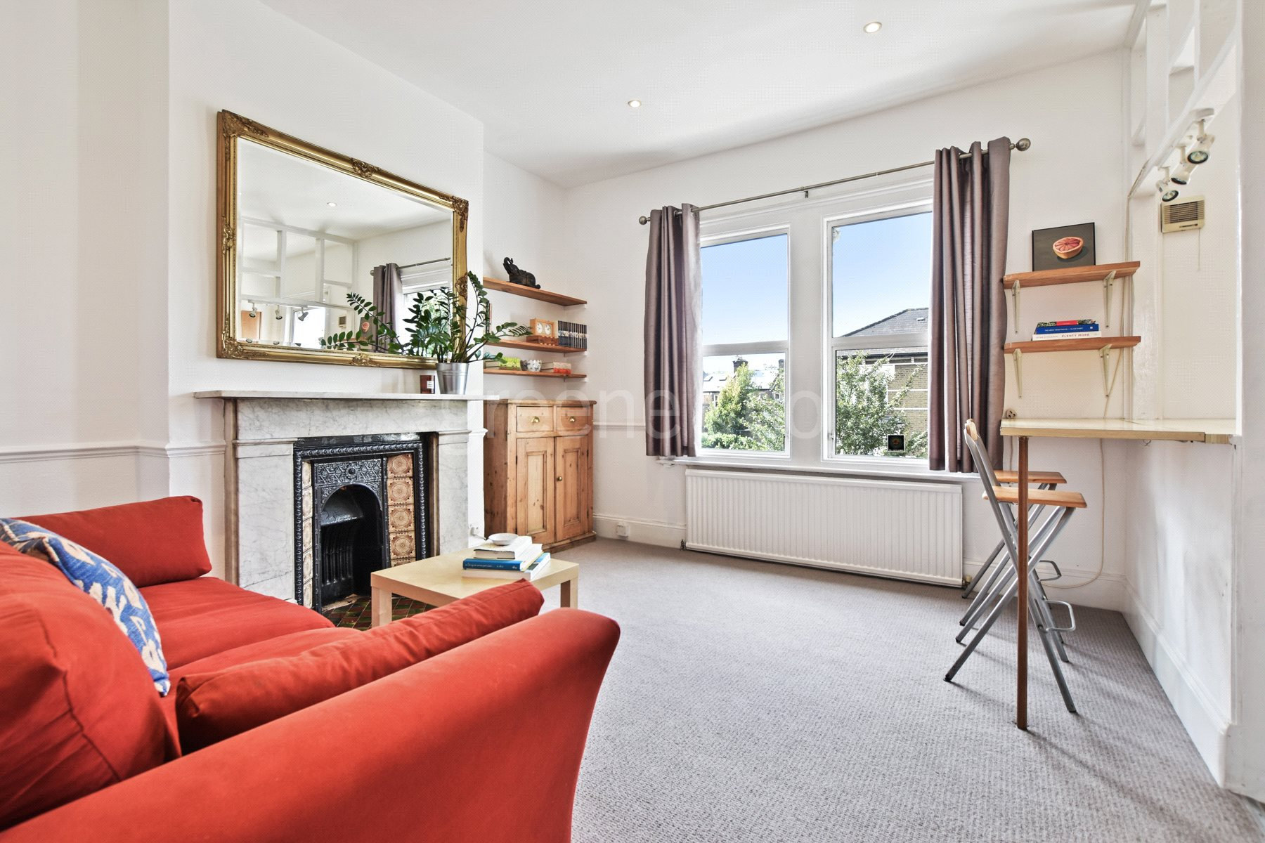 2 Bedrooms Flat for sale in Fernhead Road, Maida Vale, London, W9