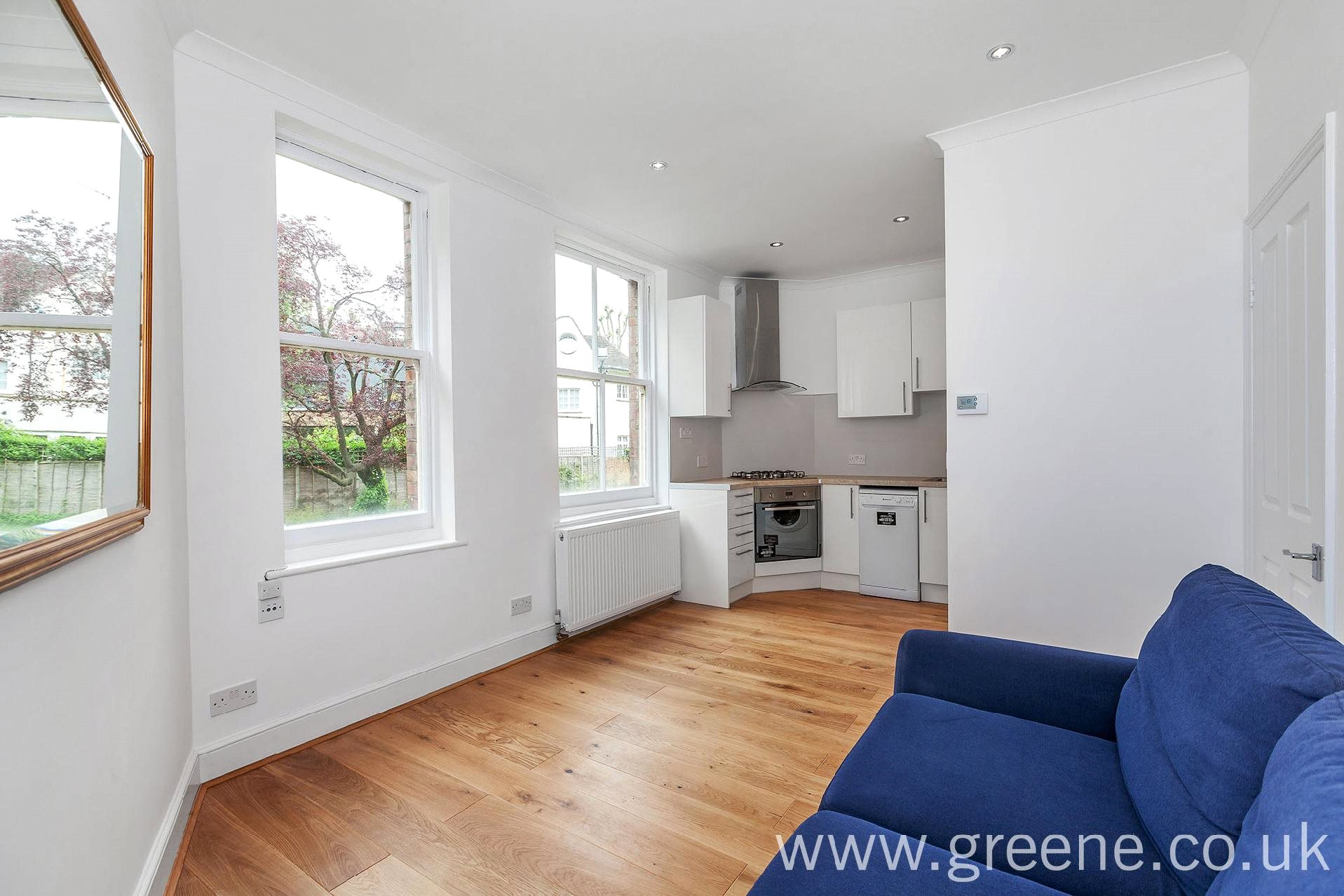 1 Bedroom Flat for sale in Lauderdale Mansions, Maida Vale, London, W9