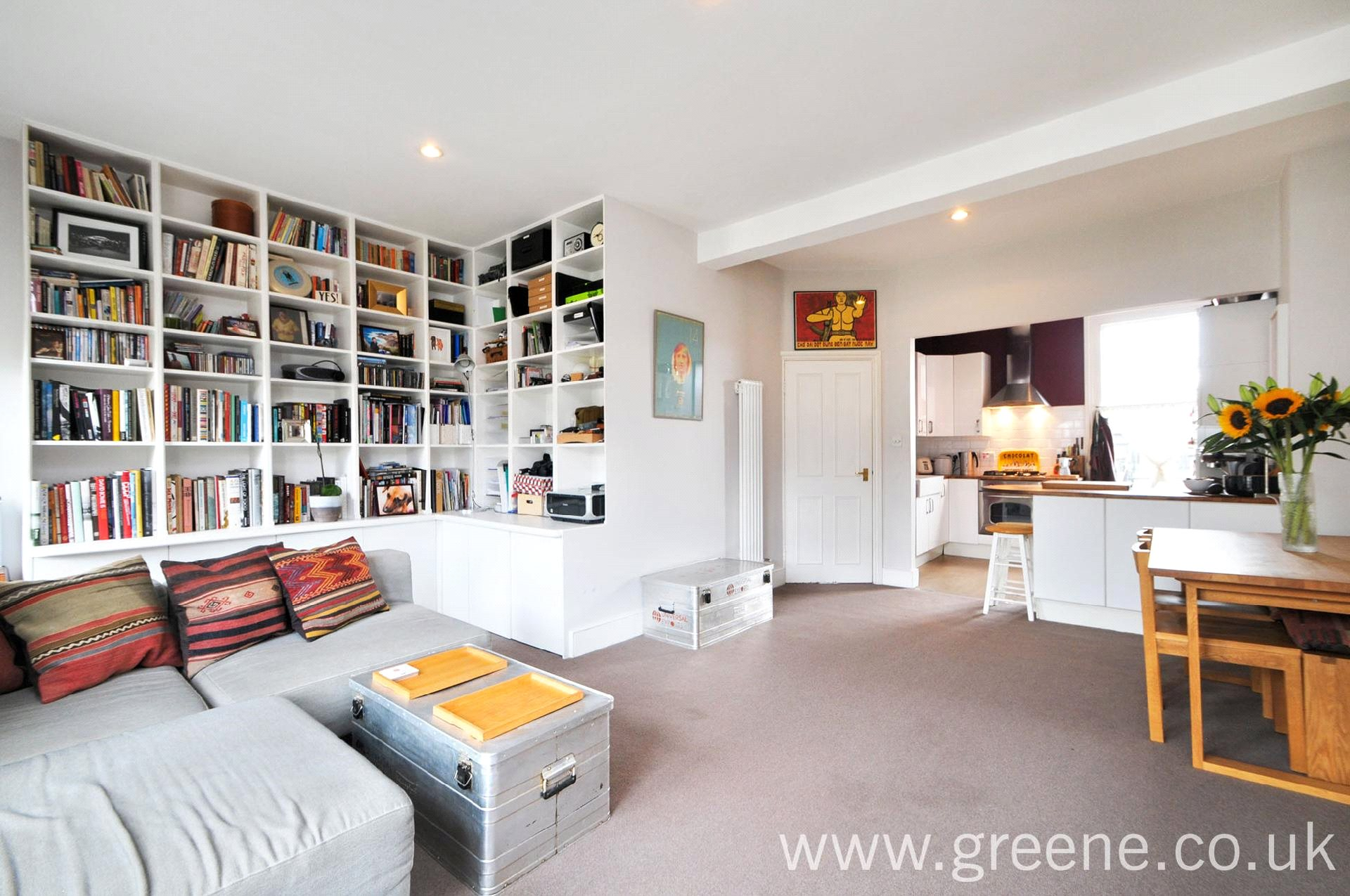 1 Bedroom Flat for sale in Croxley Road, Maida Vale, London, W9