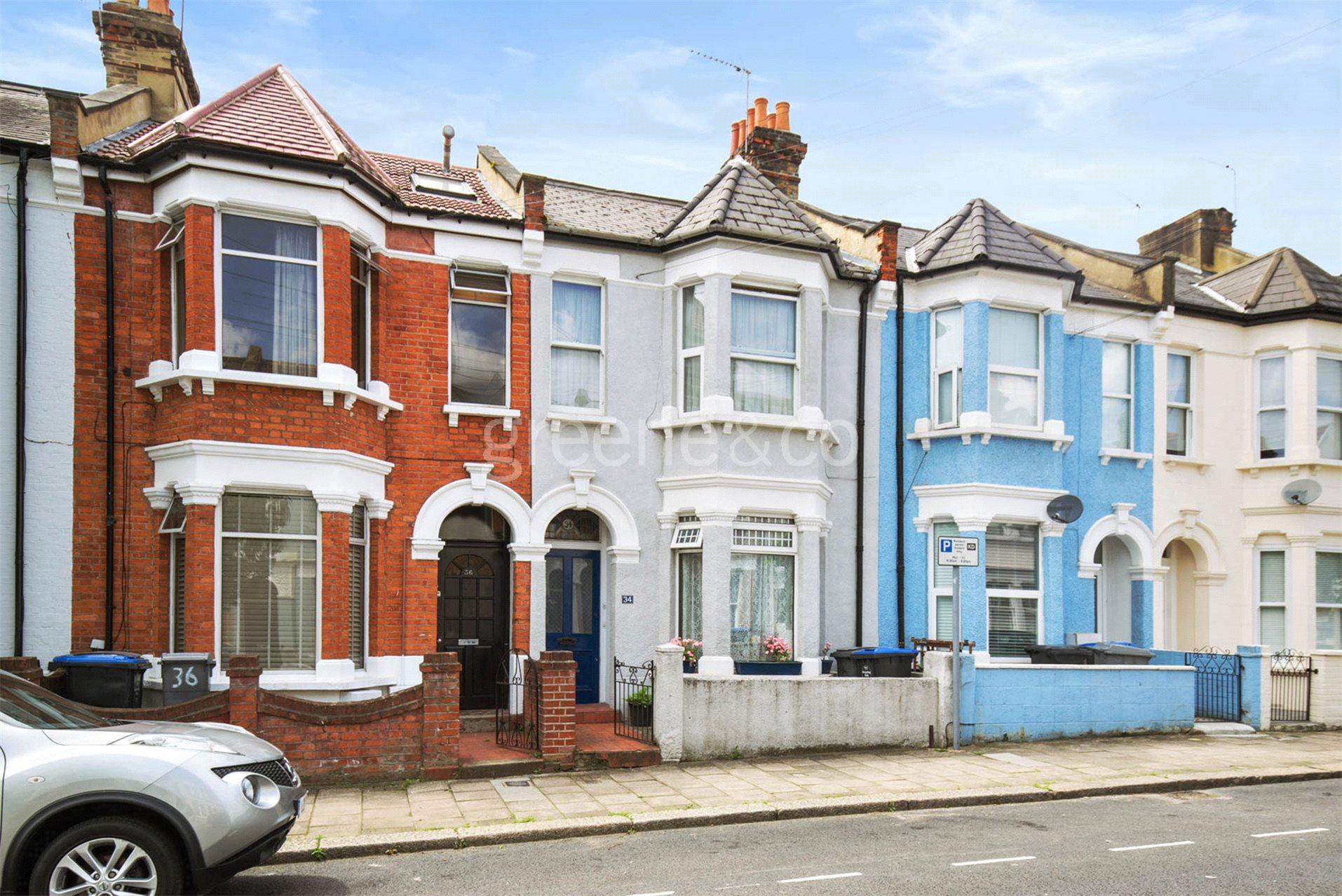 3 Bedrooms Maisonette Flat for sale in Kingsley Road, Kilburn, London, NW6
