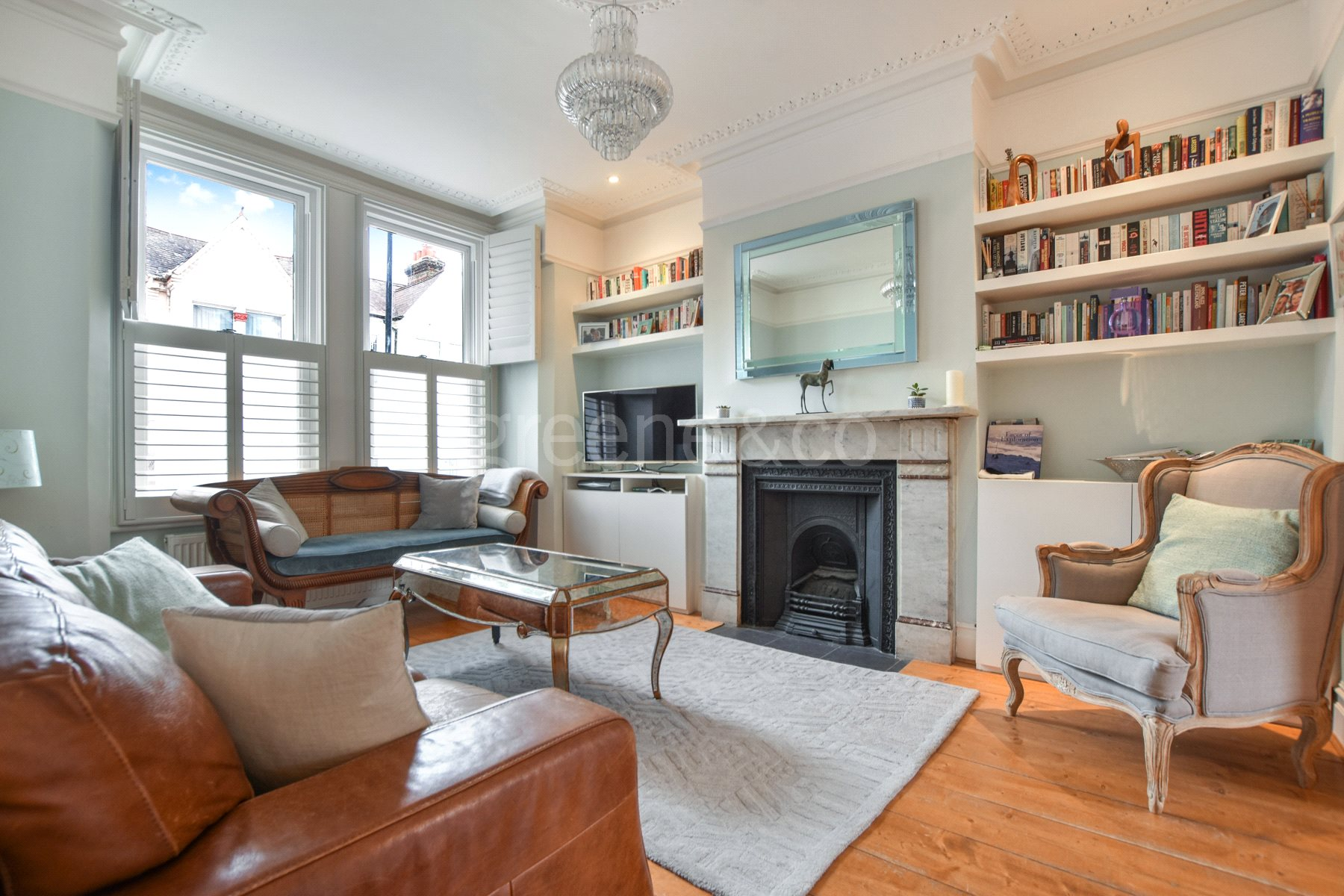 5 Bedrooms Terraced House for sale in Kingsley Road, Queens Park, London, NW6