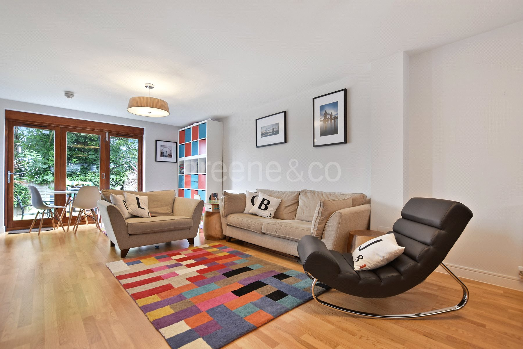 3 Bedrooms Terraced House for sale in Madoc Close, Childs Hill, Fortune Green, London, NW2