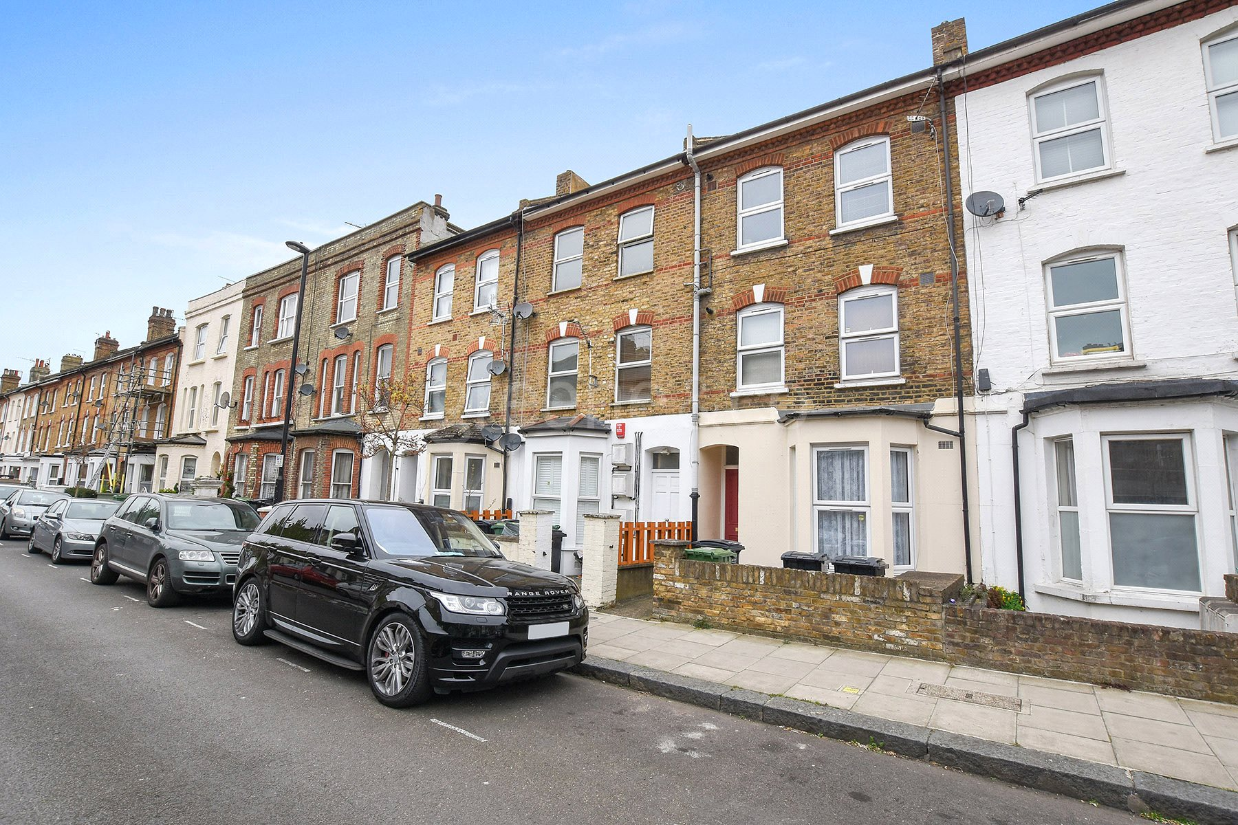 Flat for sale in Loveridge Road, West Hampstead, London, NW6