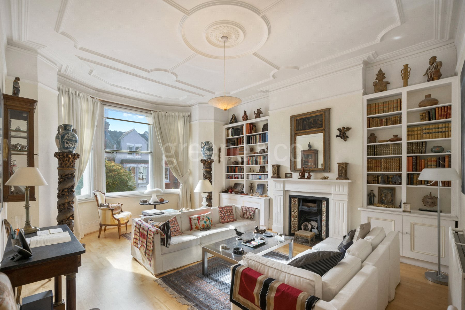 3 Bedrooms Flat for sale in Plympton Road, London, NW6