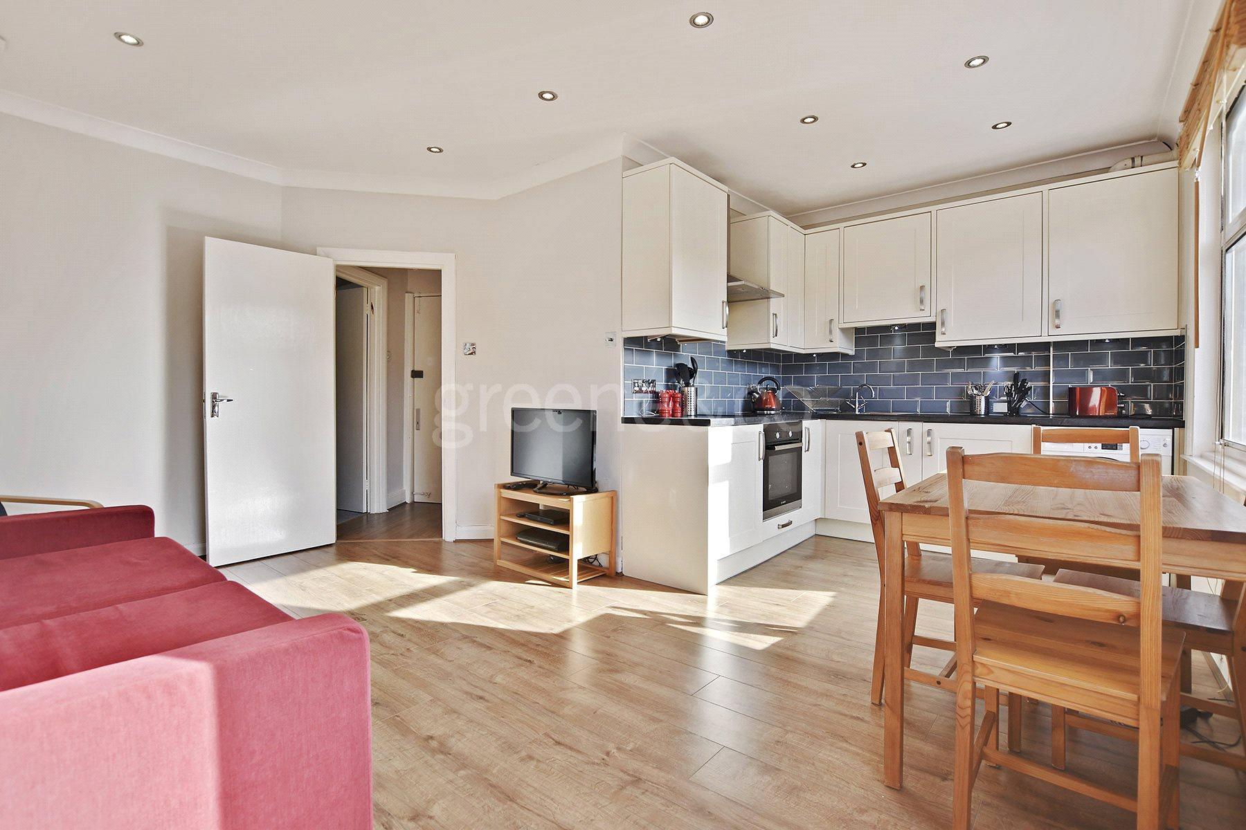 1 Bedroom Flat for sale in St. Julians Road, Kilburn, London, NW6