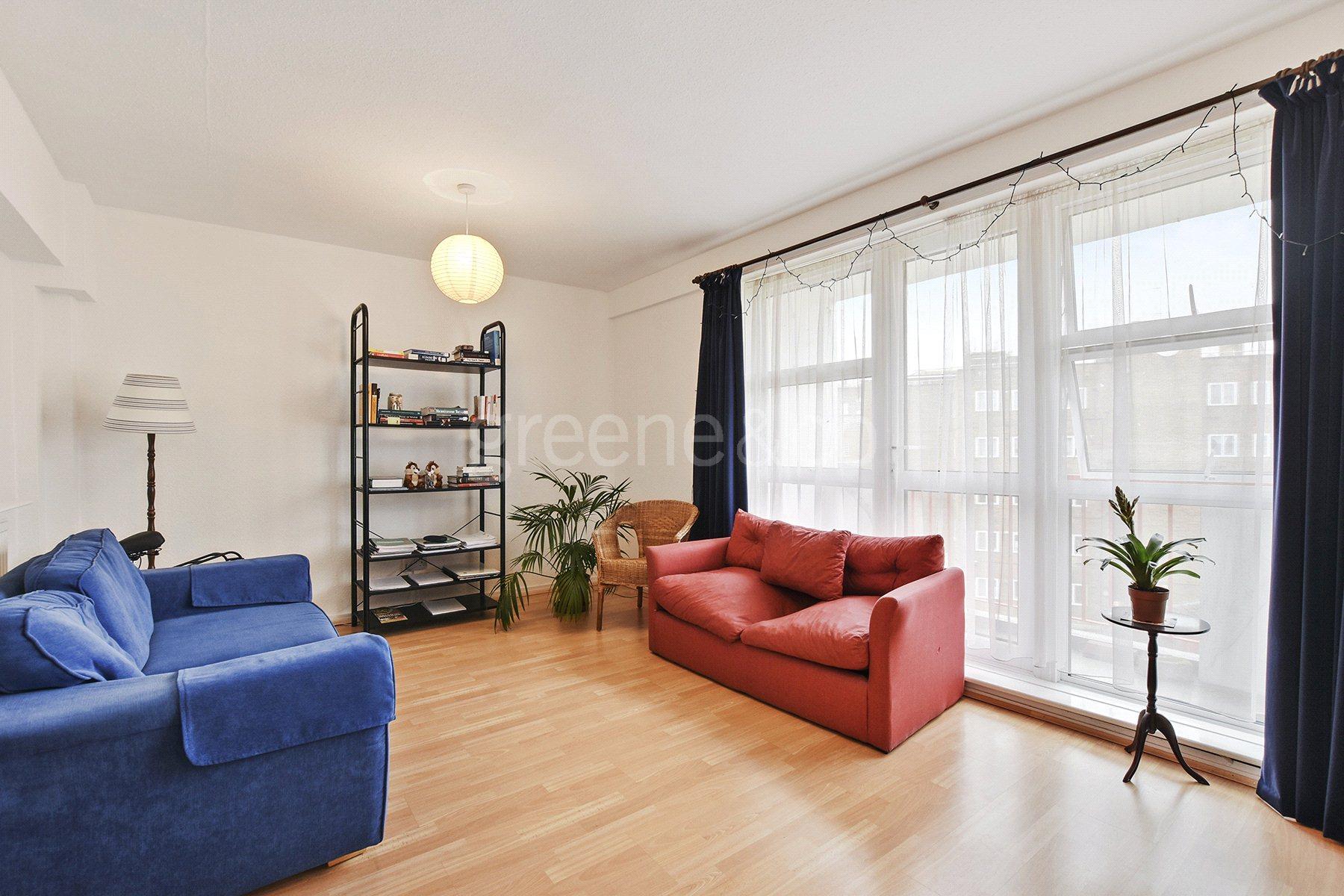 2 Bedrooms Flat for sale in Kilburn Gate, Kilburn Priory, London, NW6
