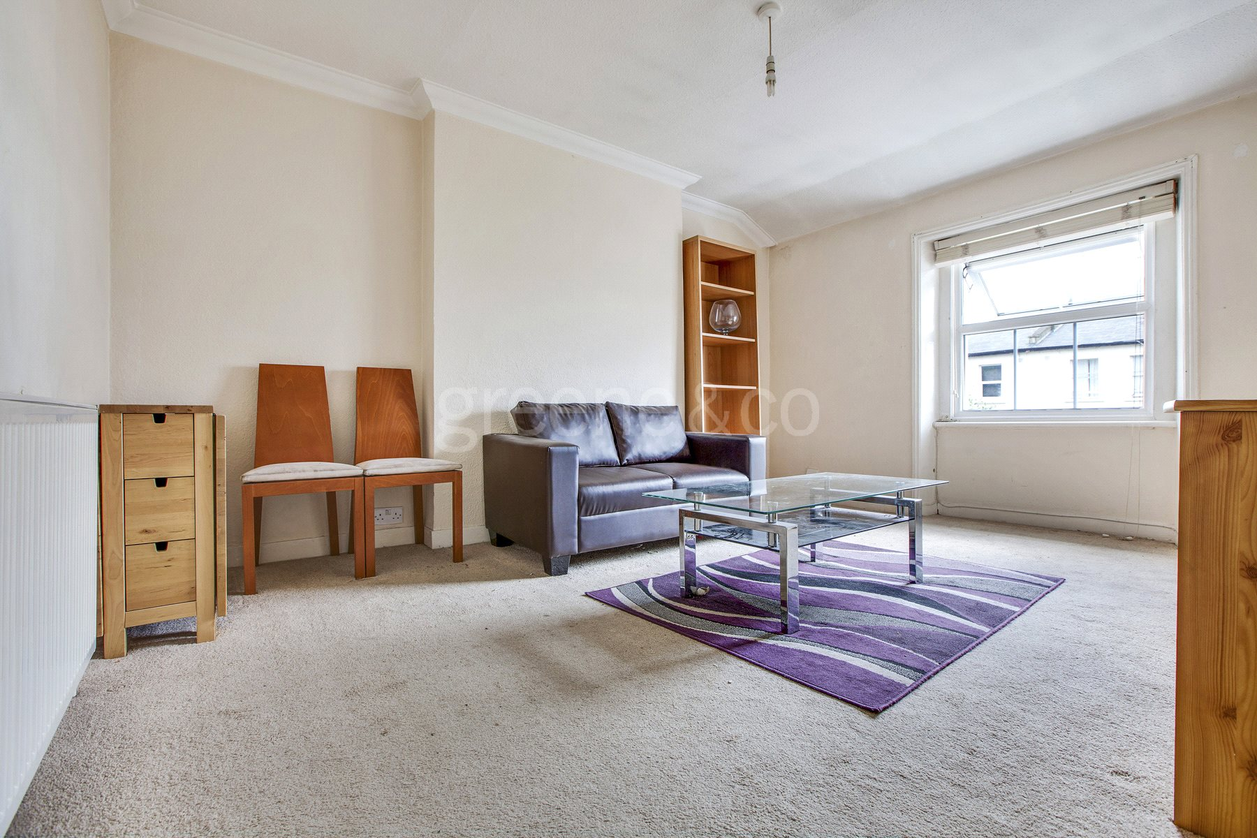 1 Bedroom Flat for sale in Priory Terrace, London, NW6