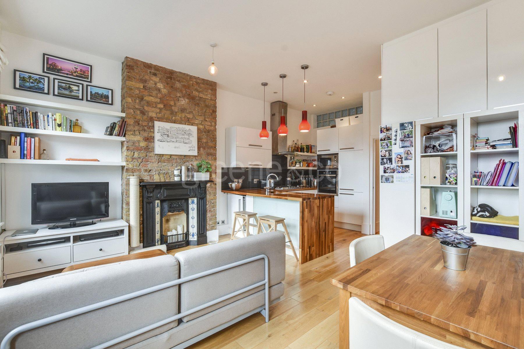 1 Bedroom Flat for sale in Willesden Lane, Kilburn, London, NW6