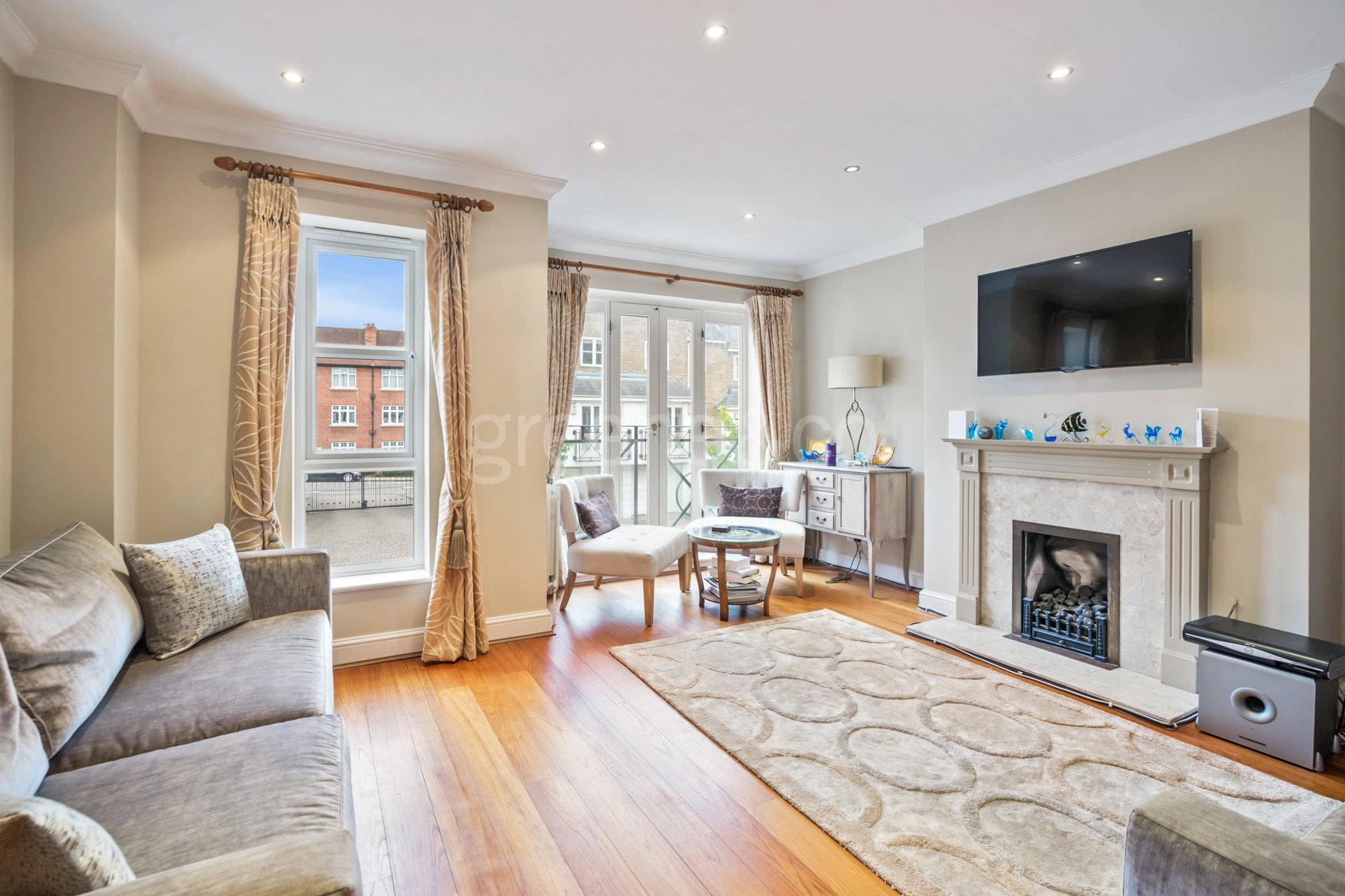 3 Bedrooms Terraced House for sale in Berridge Mews, West Hampstead, London, NW6