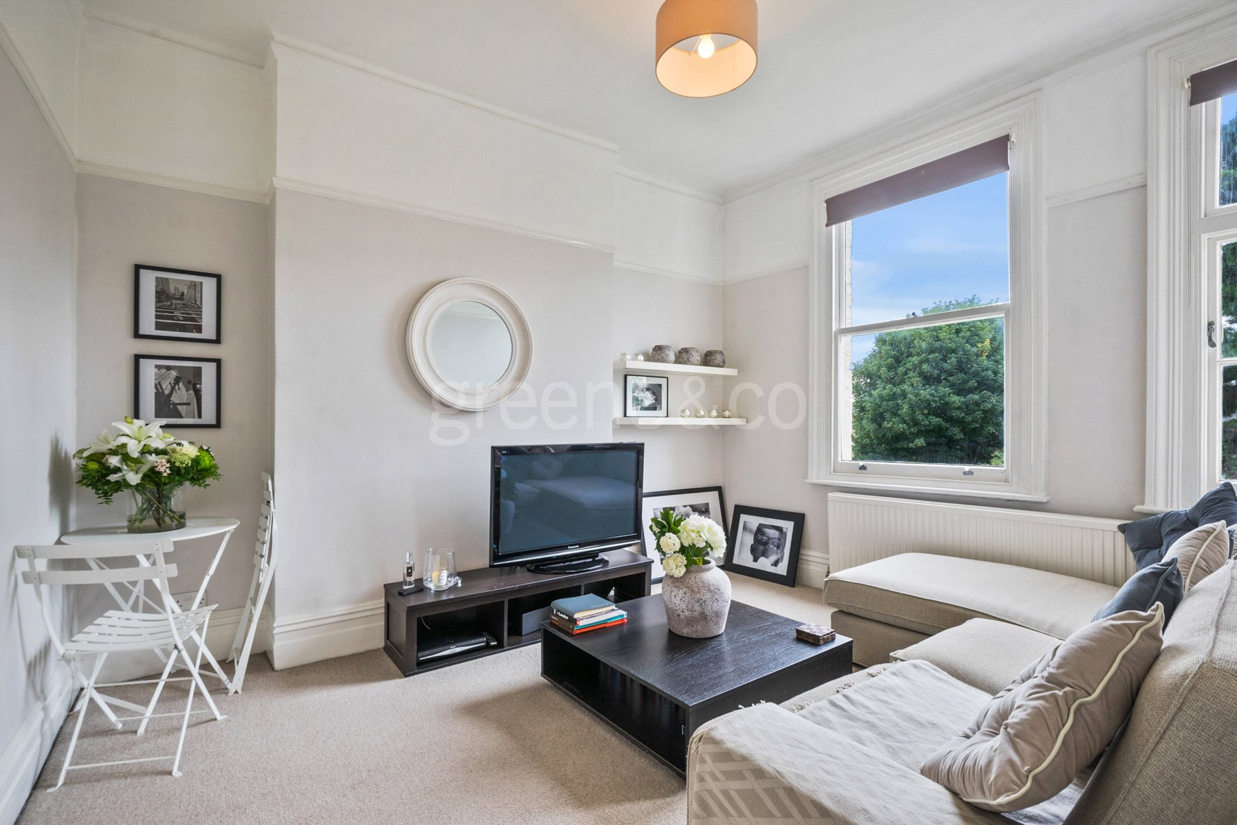 1 Bedroom Flat for sale in Holmdale Road, West Hampstead, London, NW6