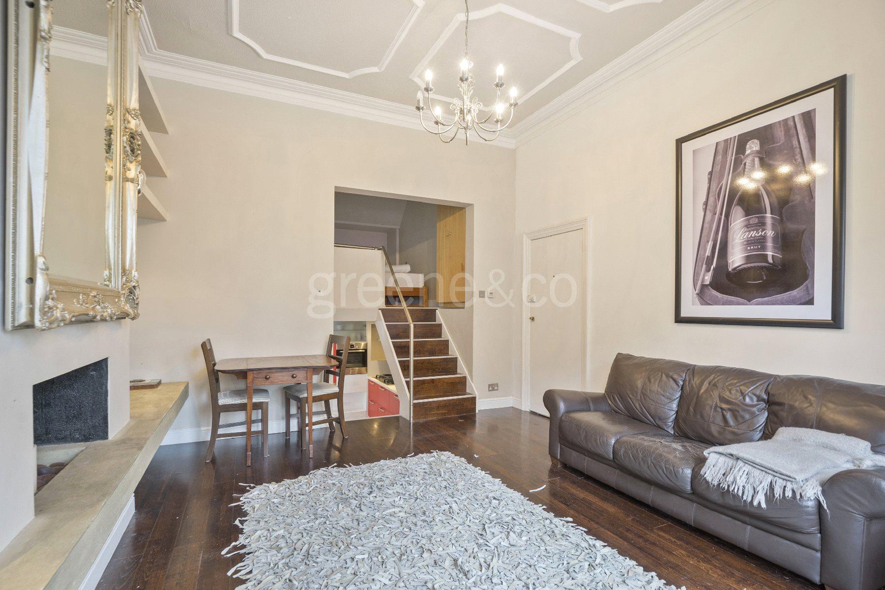 1 Bedroom Flat for sale in Gondar Gardens, West Hampstead, London, NW6