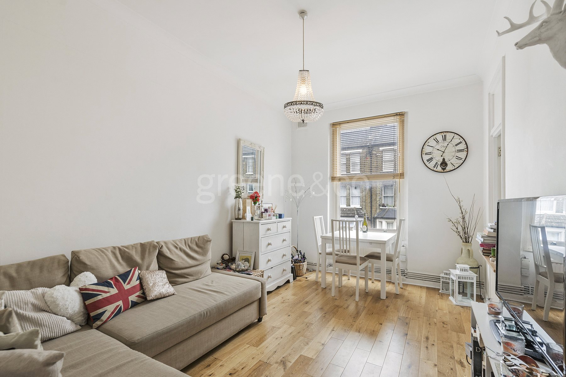 1 Bedroom Flat for sale in Maygrove Road, West Hampstead, London, NW6